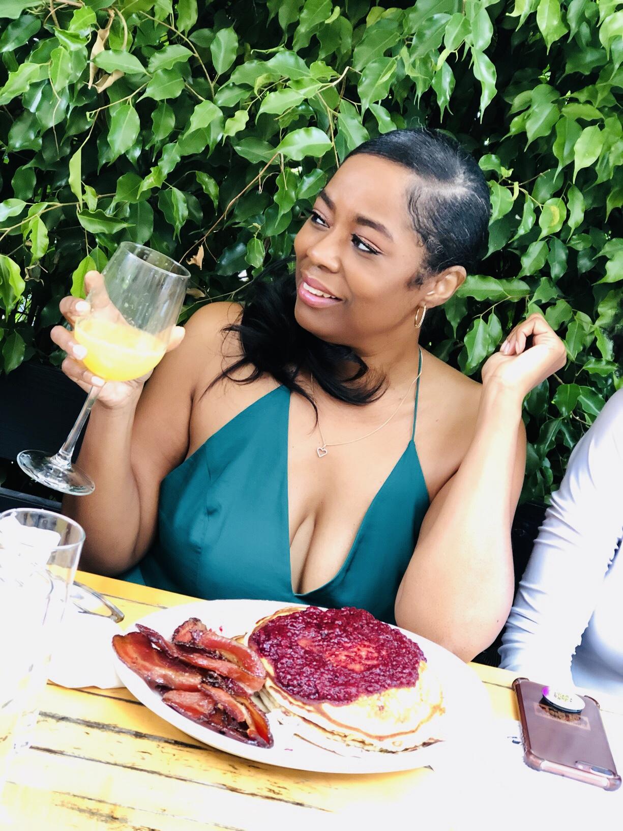 Brunch At Morgan's Restaurant in Miami