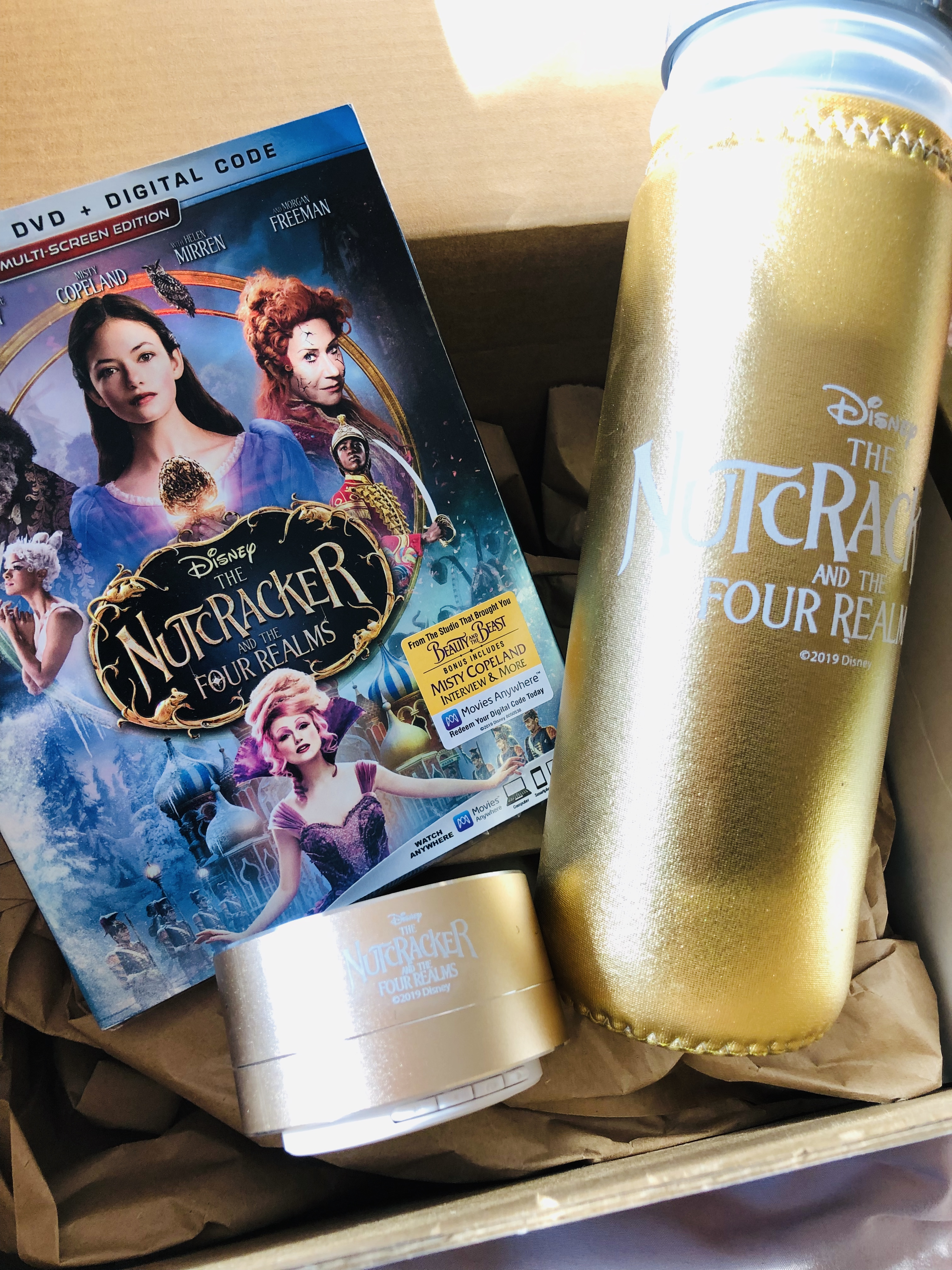 Disney The Nutcracker And The Four Realms Out On Bluray & DVD
