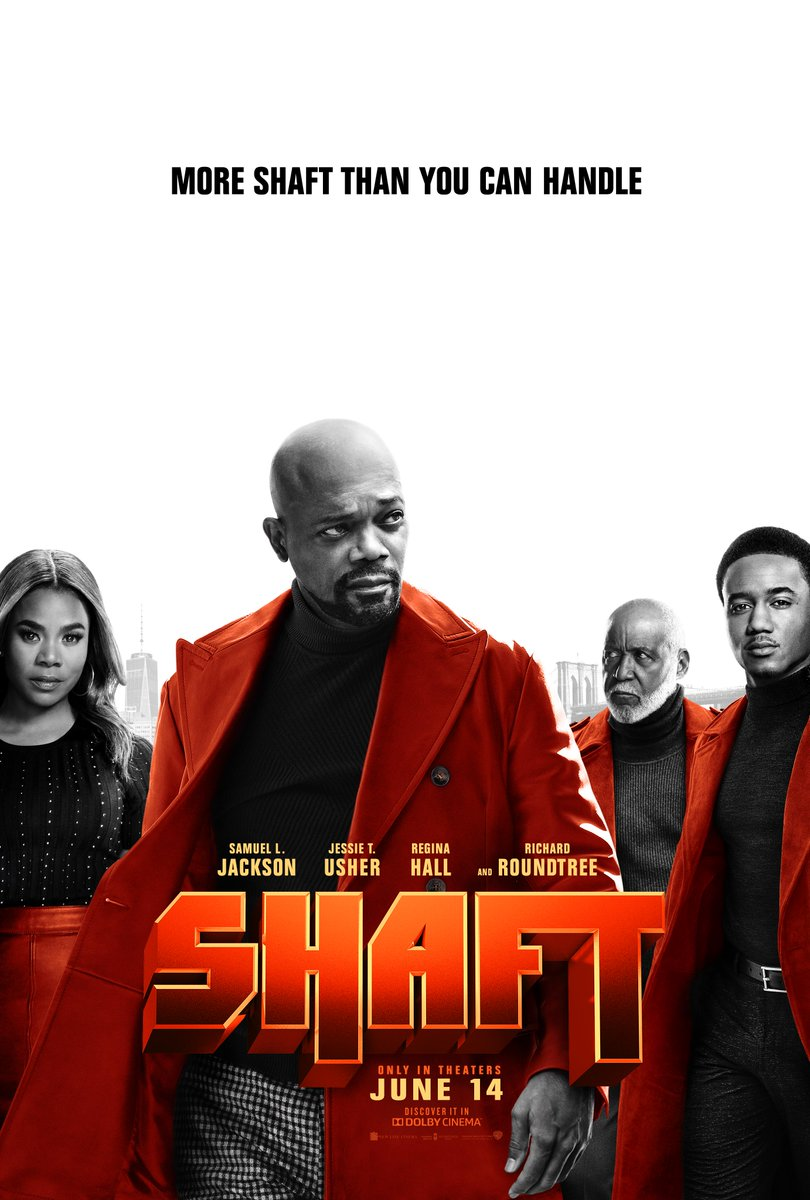 New Movie: Shaft