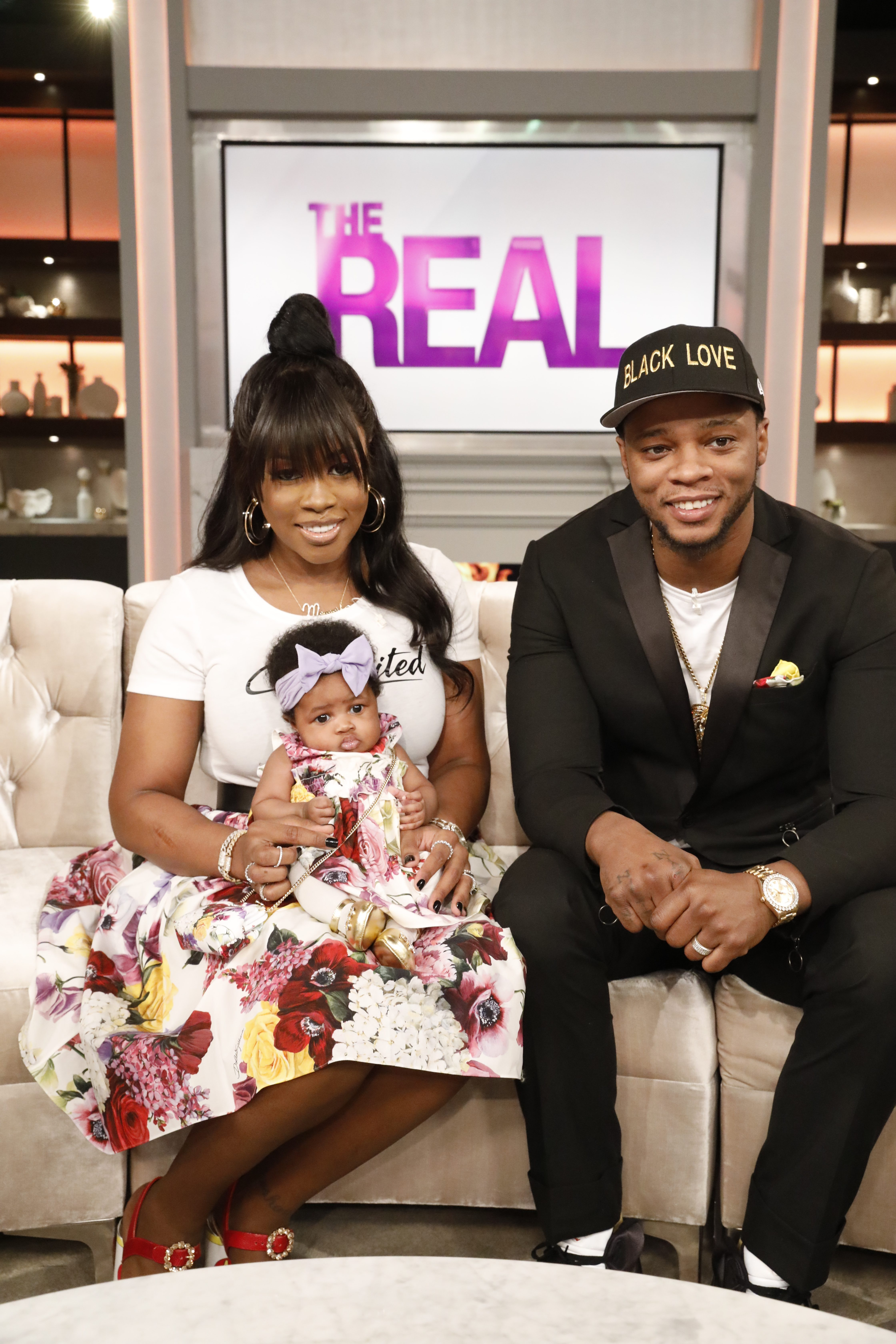 In Case You Missed It: Rapper Remy Ma & Papoose On The Real