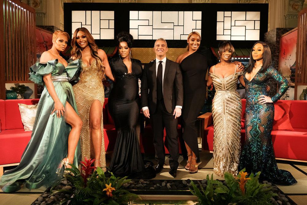 Wardrobe Breakdown: The Real Housewives Of Atlanta Season 11 Reunion