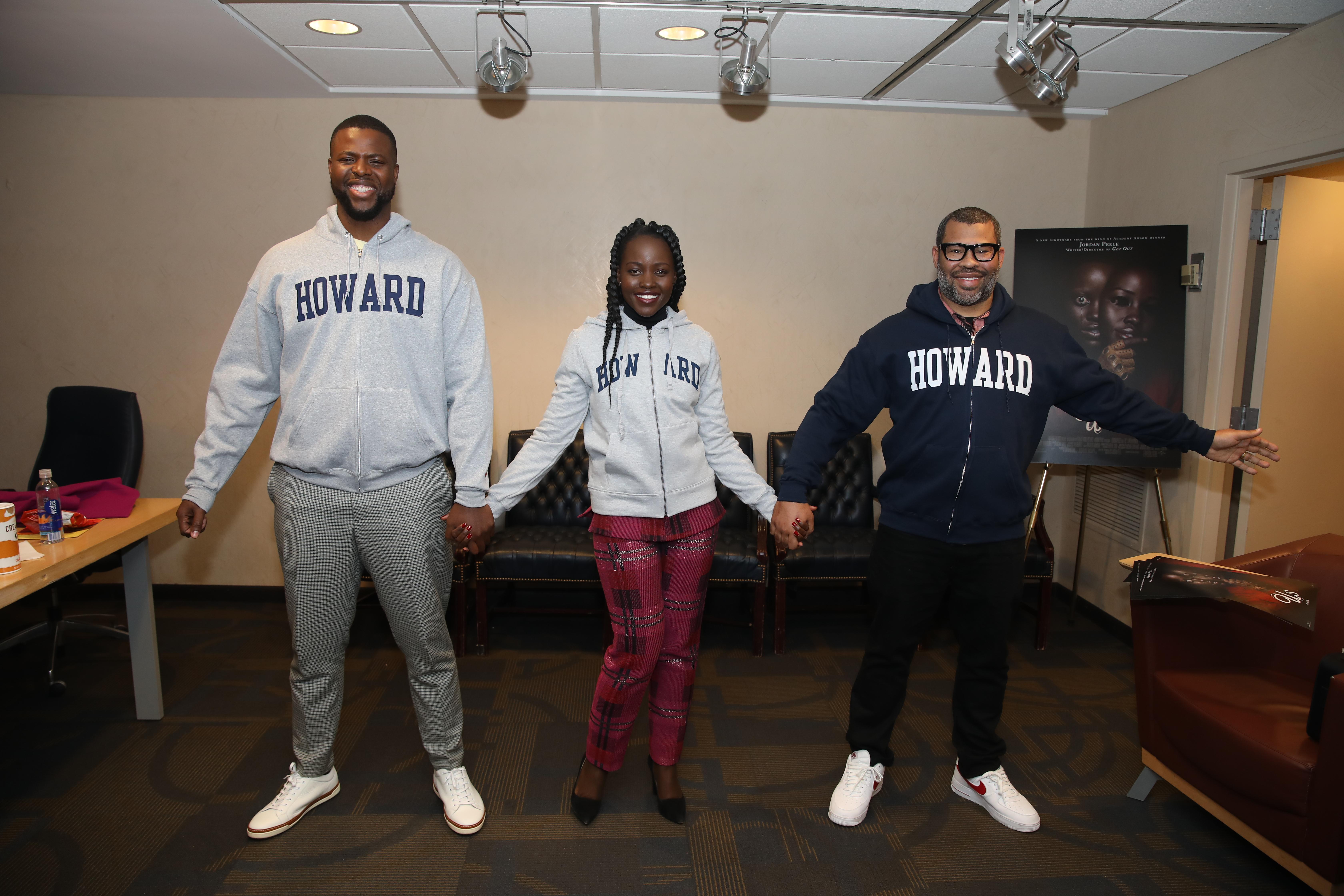 Jordan Peele's US  Howard University Screening With Cast