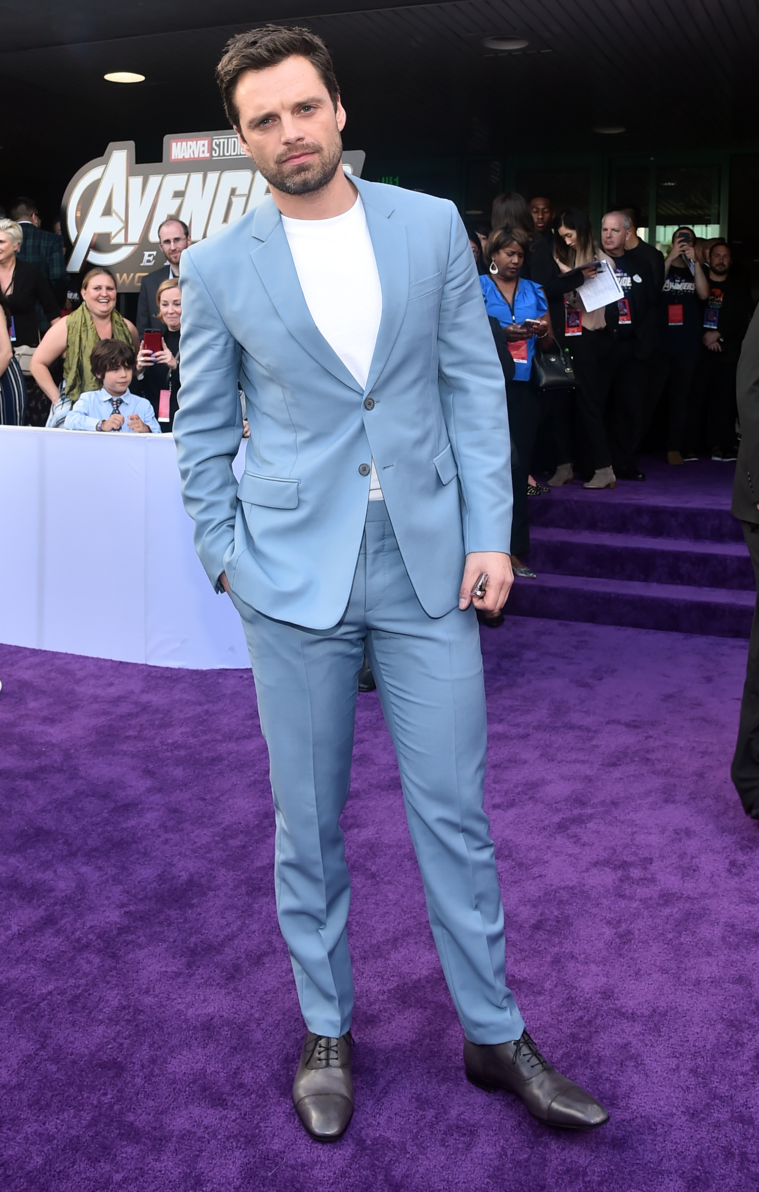 Marvel Studios Avengers Endgame World Premiere
