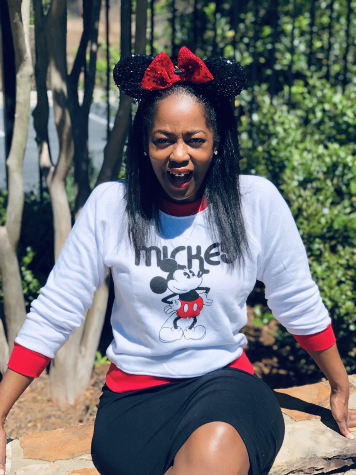 My Style: Mickey Mouse Sweatshirt