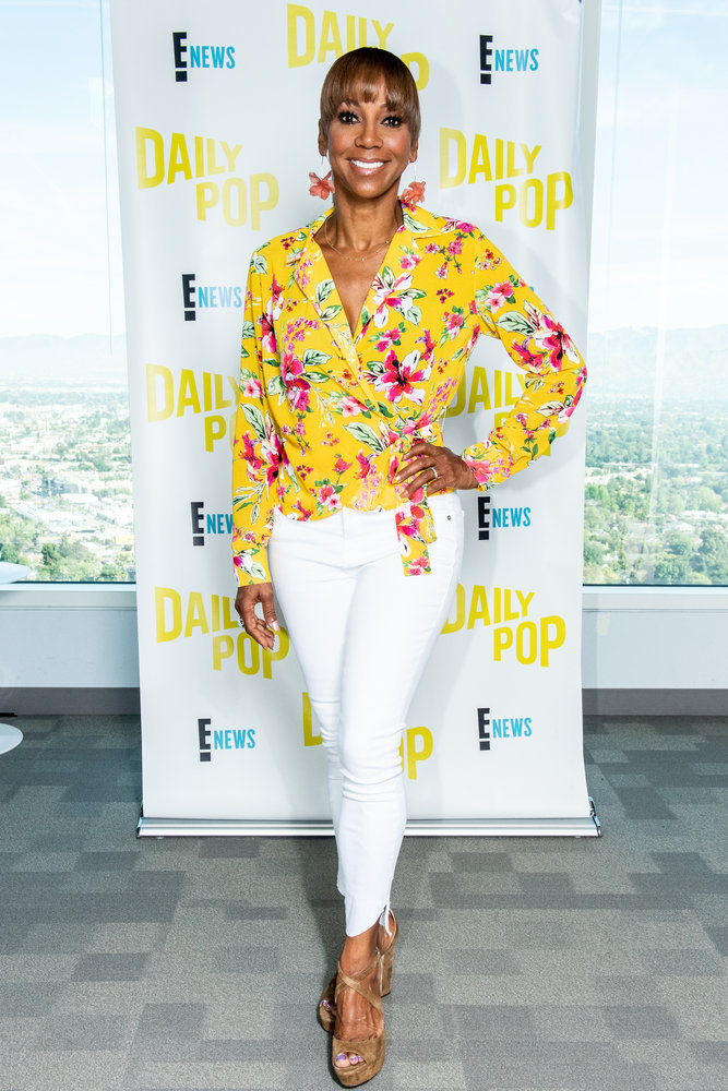 In Case You Missed It: Holly Robinson Peete On Daily Pop