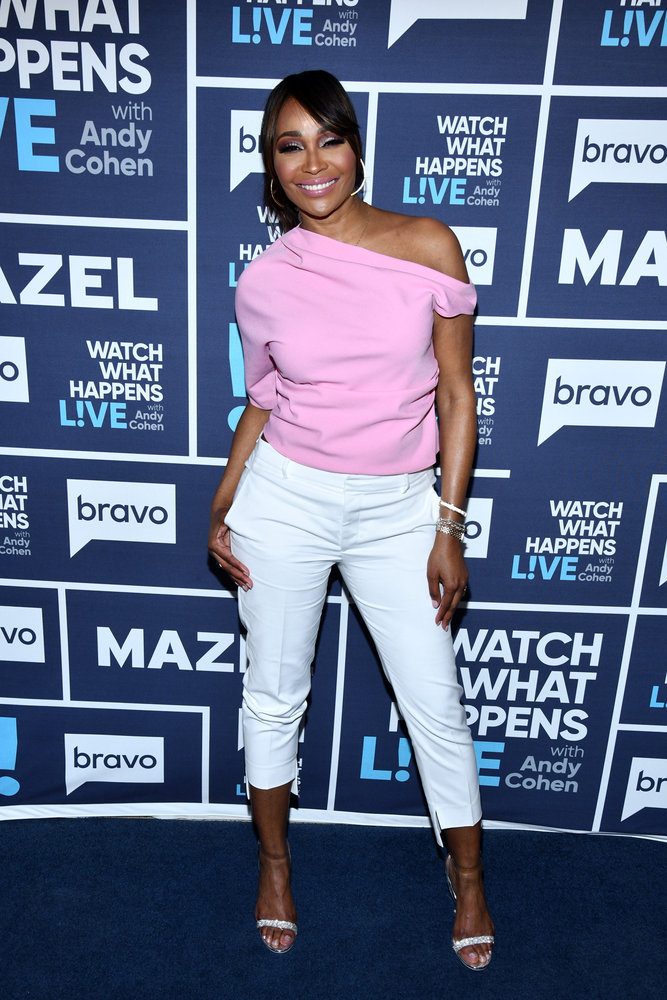 In Case You Missed It: Cynthia Bailey On Watch What Happens Live With Andy Cohen