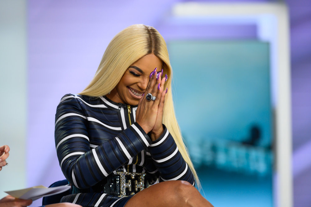 In Case You Missed It: Ashanti On The Today Show