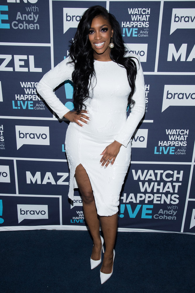 In Case You Missed It: Porsha Williams On Watch What Happens Live