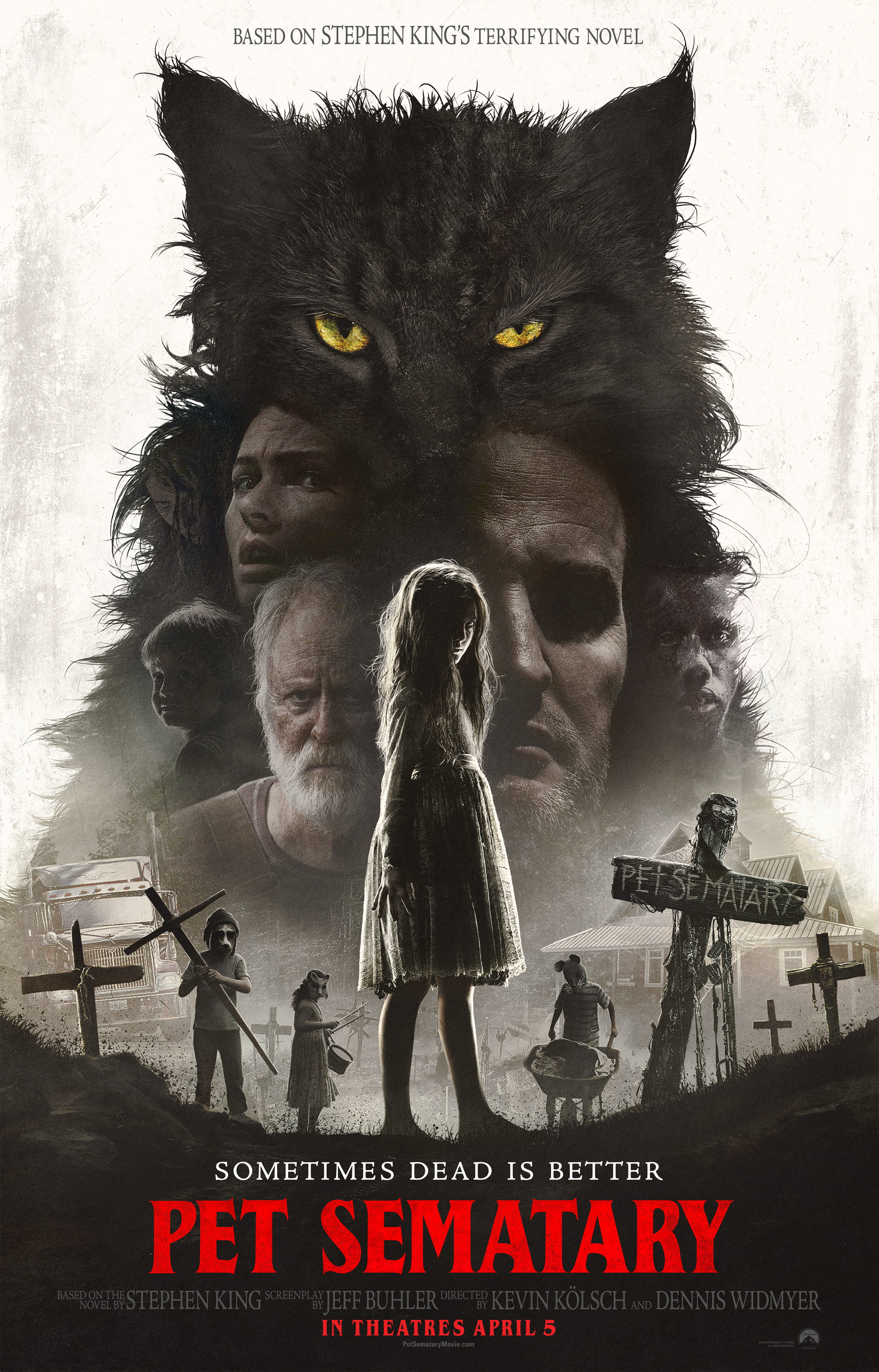 New Movie: Pet Sematary