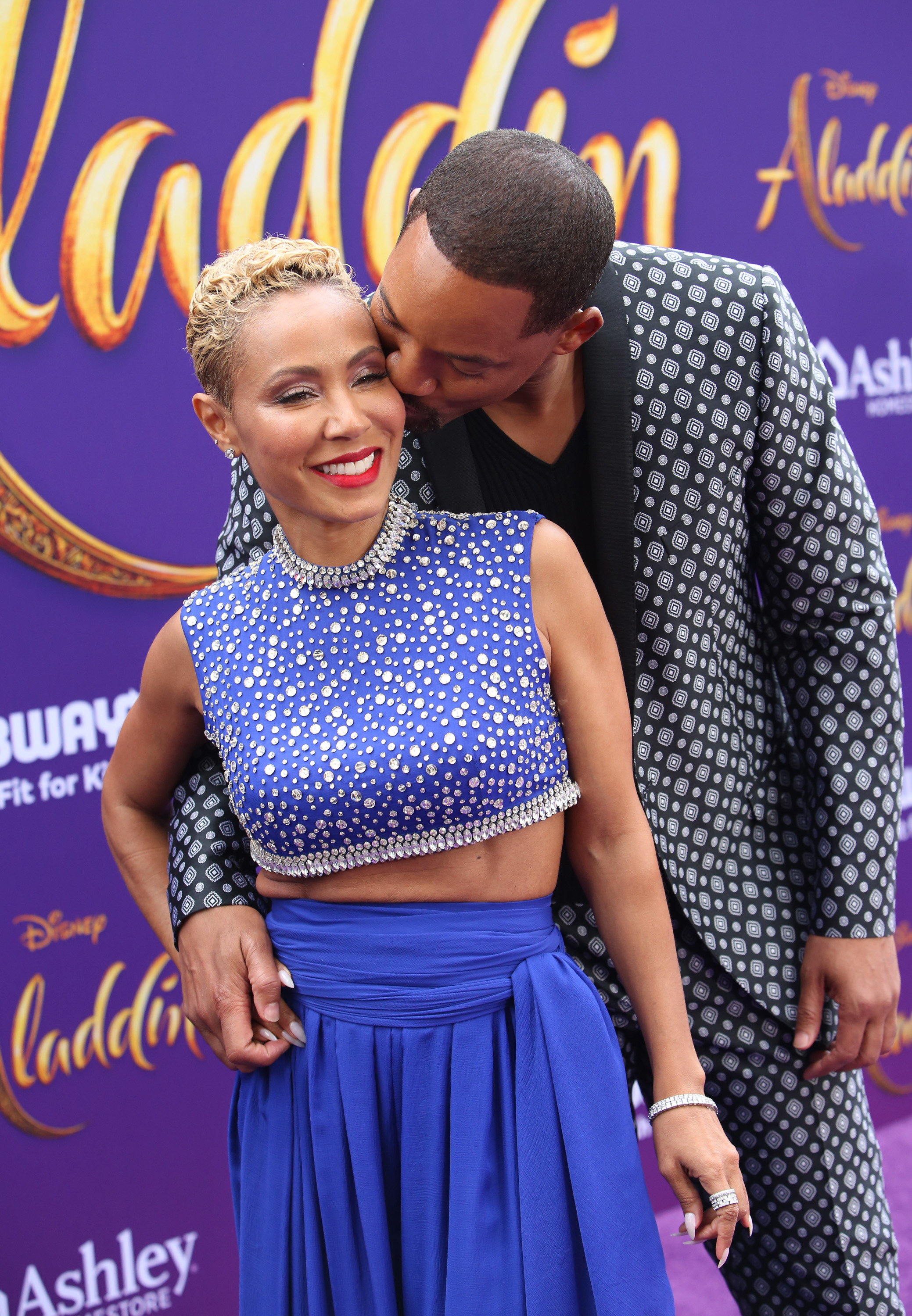 Disney Aladdin World Premiere
