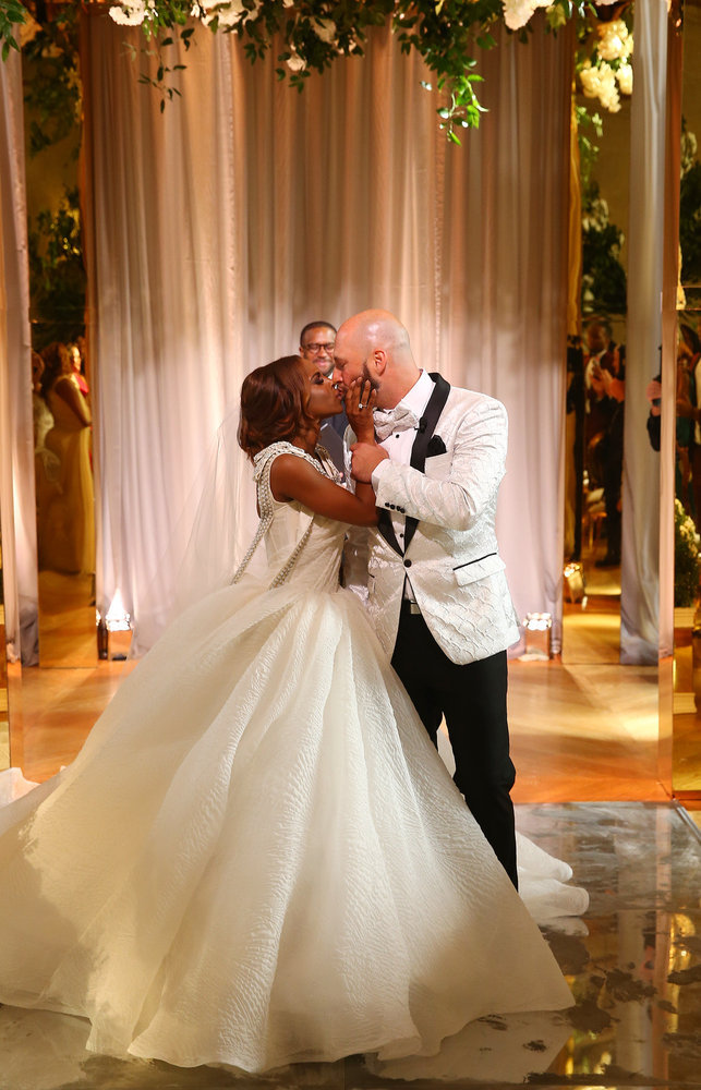 Wardrobe Breakdown: Candiace Dillard Bassett Wedding On The Real Housewives Of Potomac