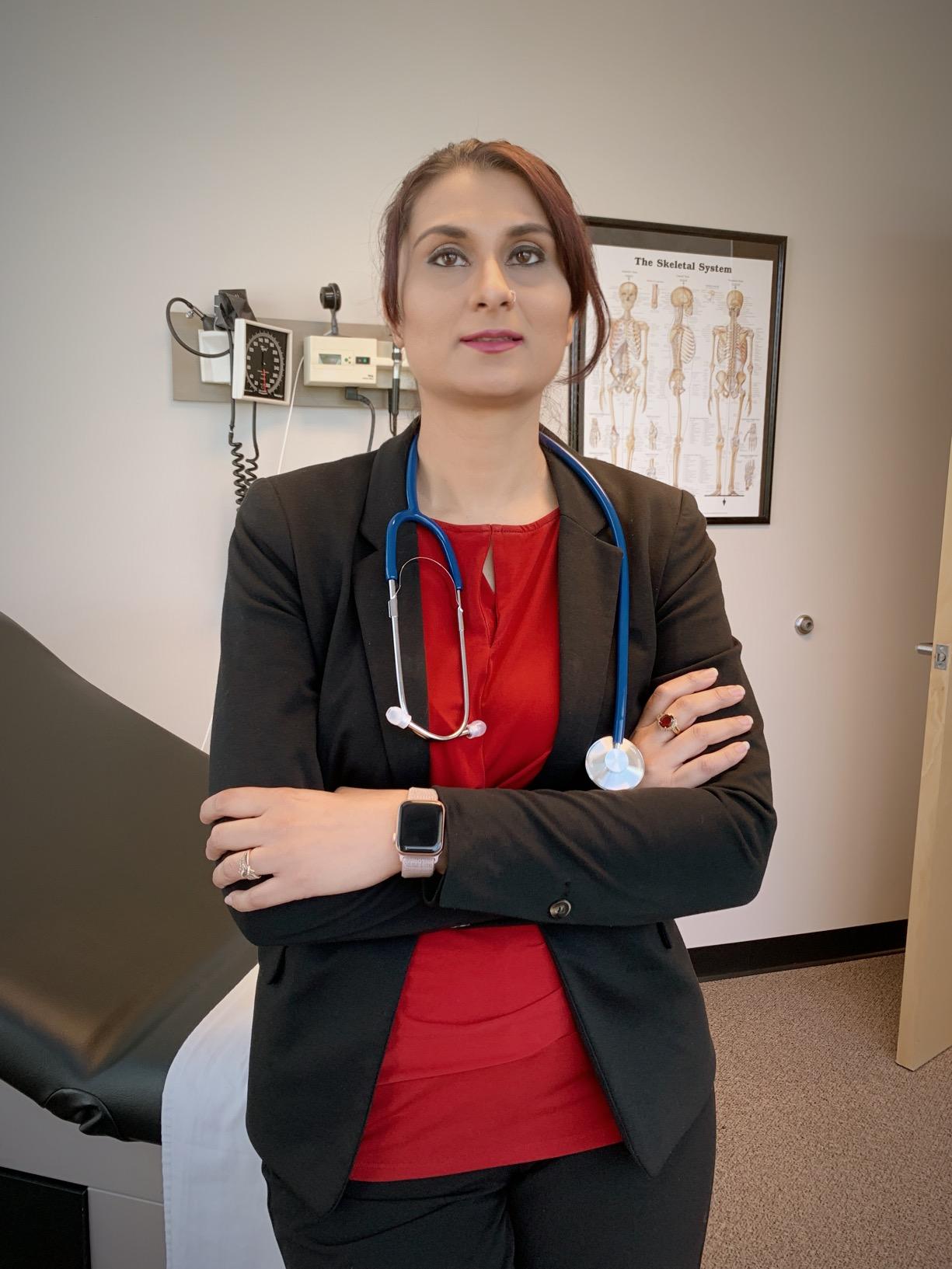 Fashion & Medicine An Interview With Dr. Untara Shaikh
