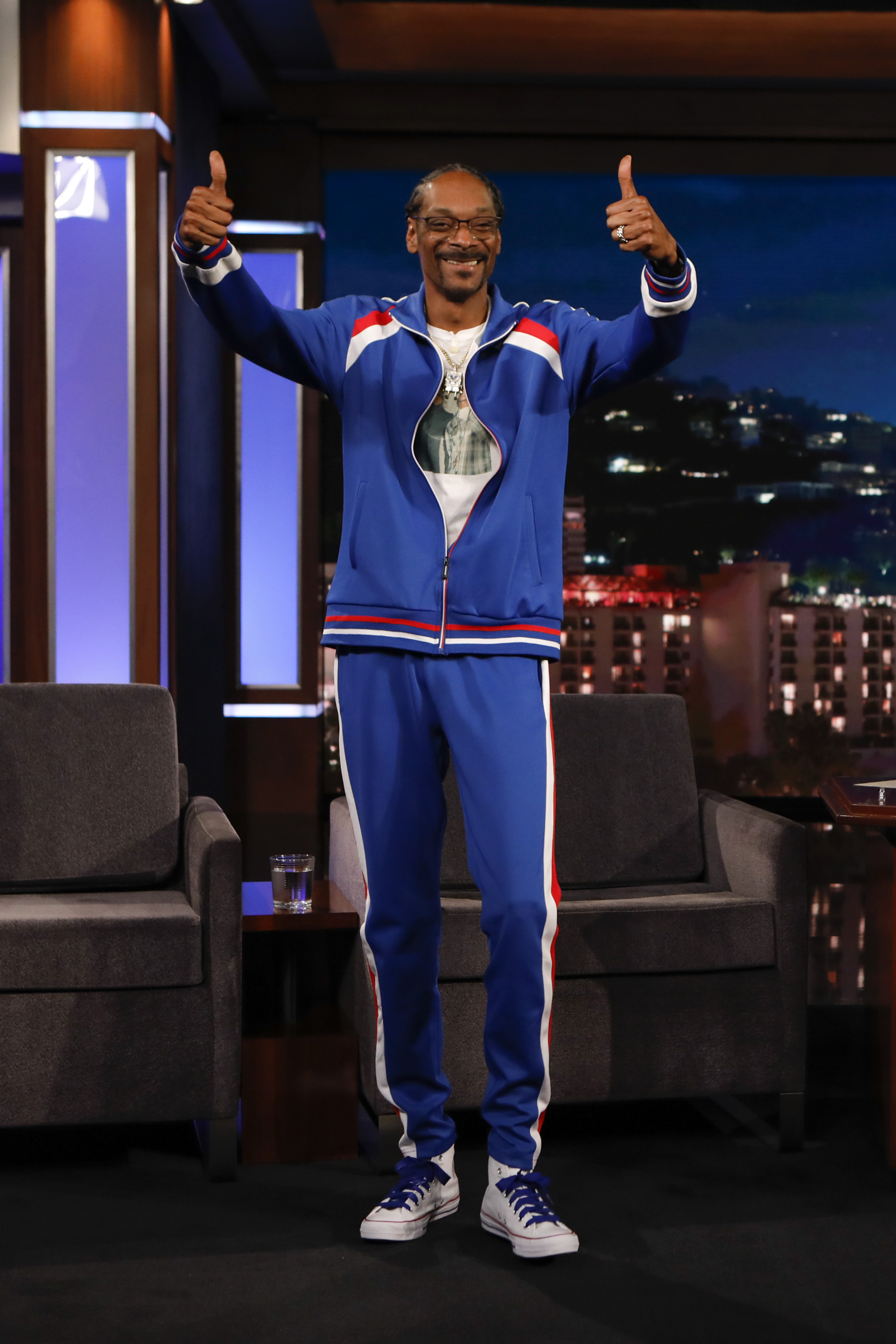 In Case You Missed It: Snoop Dogg On Jimmy Kimmel Live