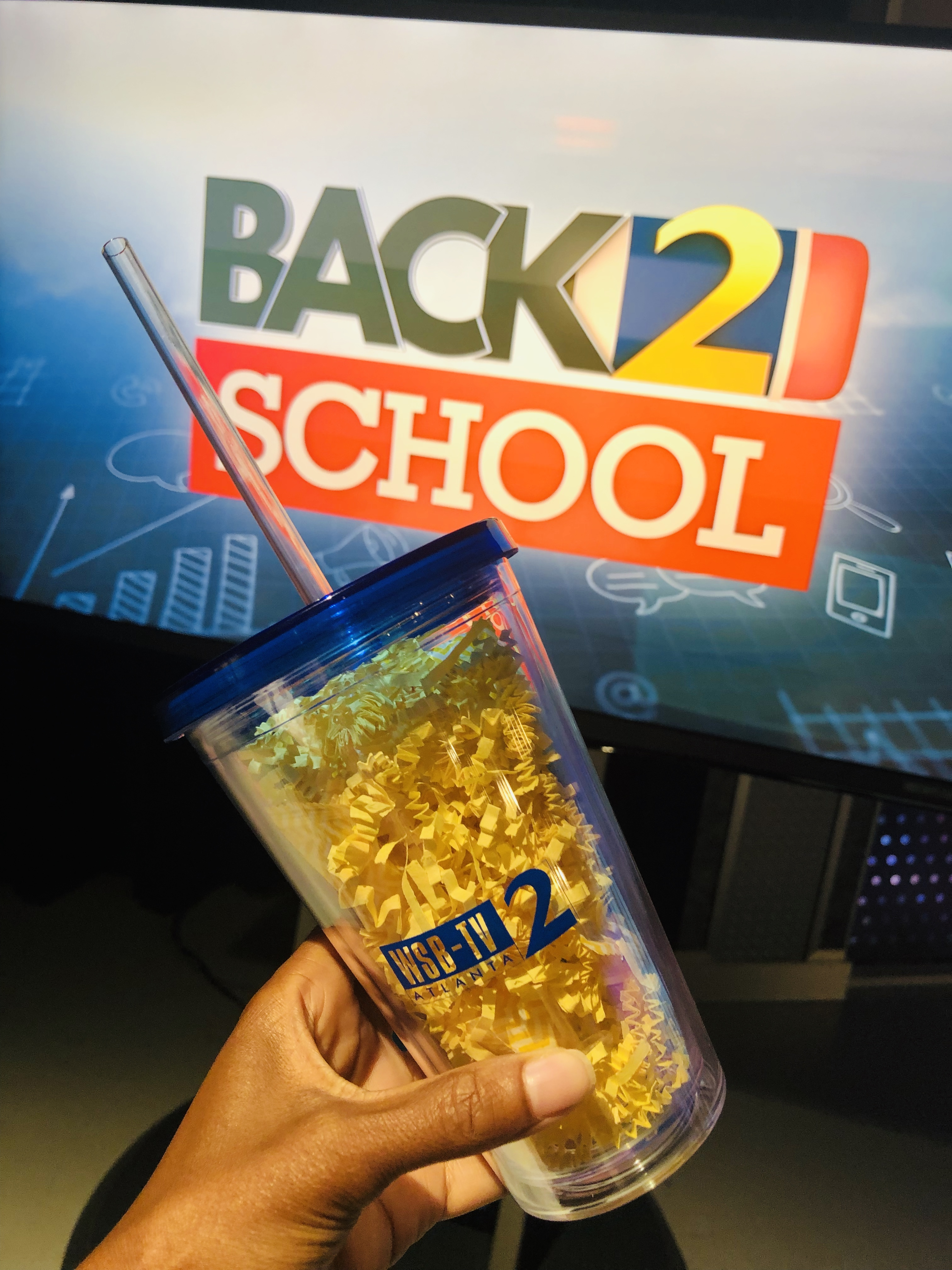 WSB-TV Back 2 School Agenda, Meet & Greet, Panel Discussion