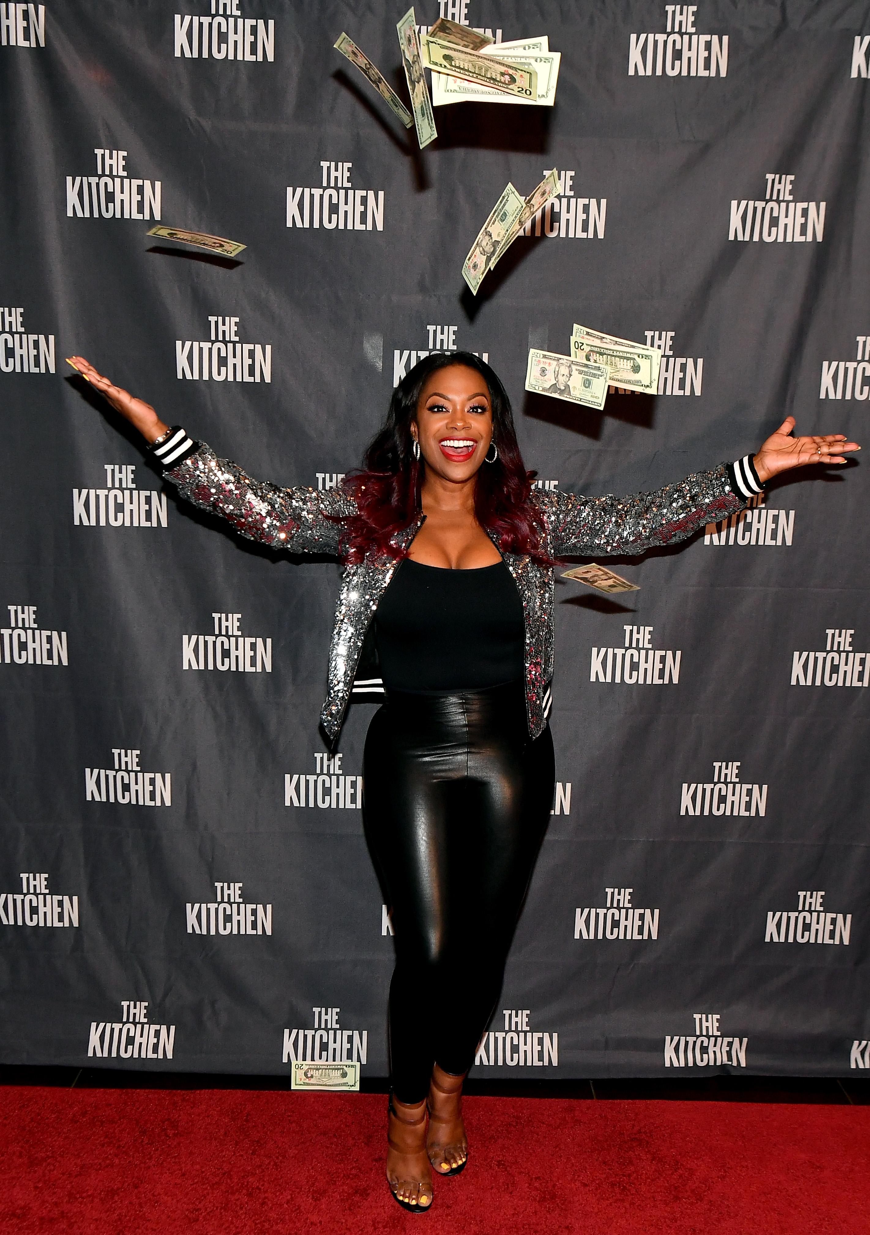 Kandi Burruss Hosts Atlanta Screening For WB 's 'The Kitchen'
