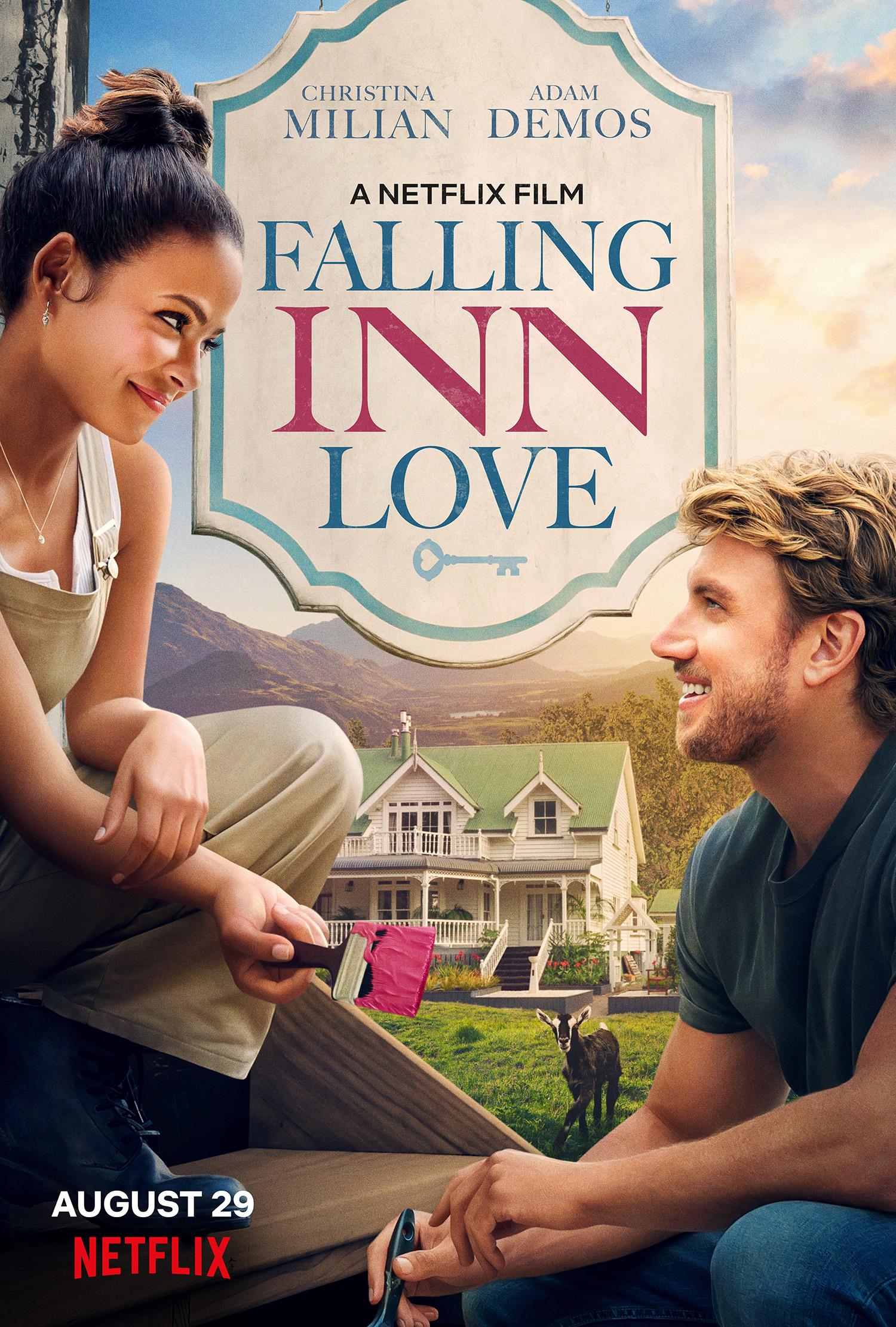 New Movie: Falling Inn Love