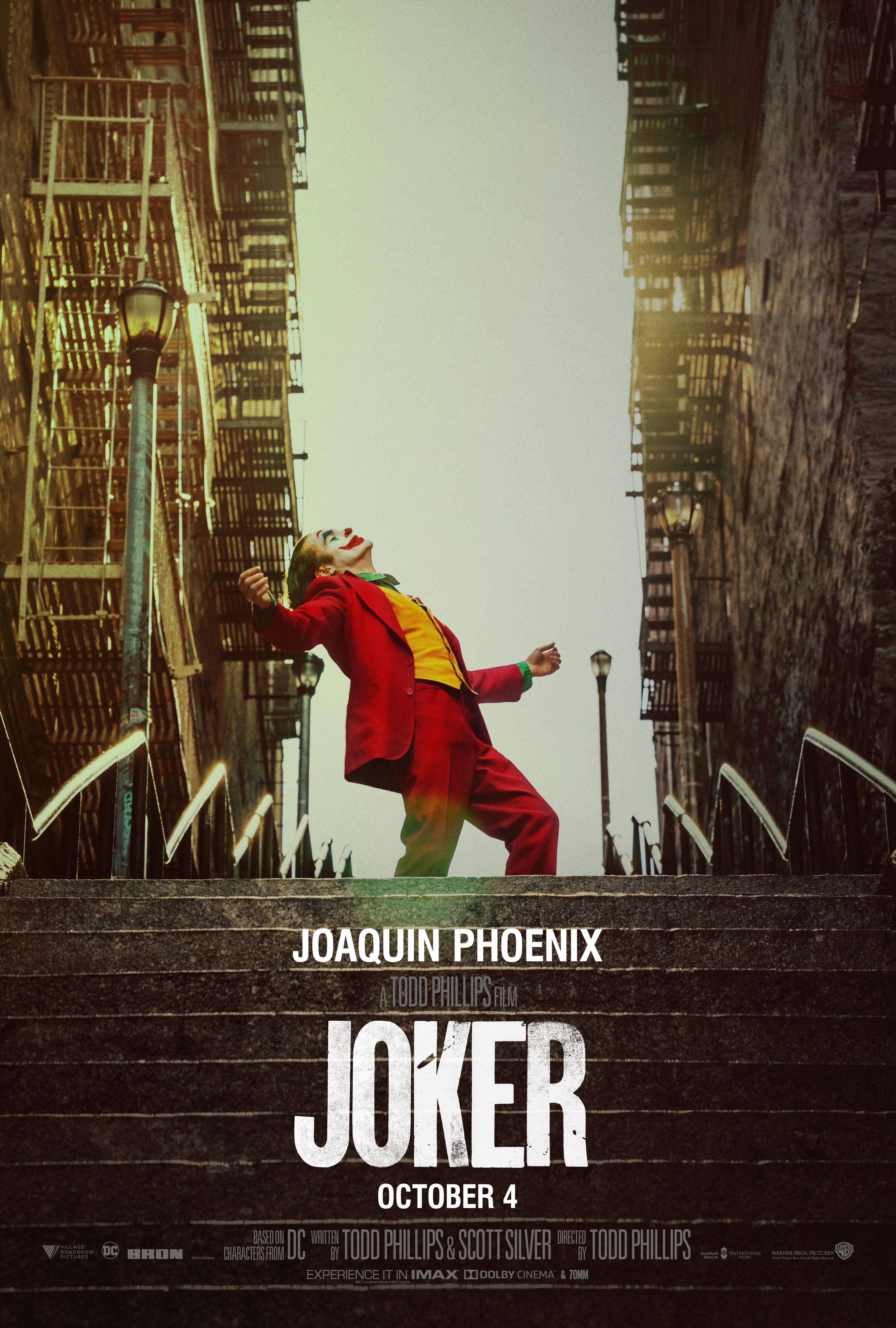 New Movie: Joker