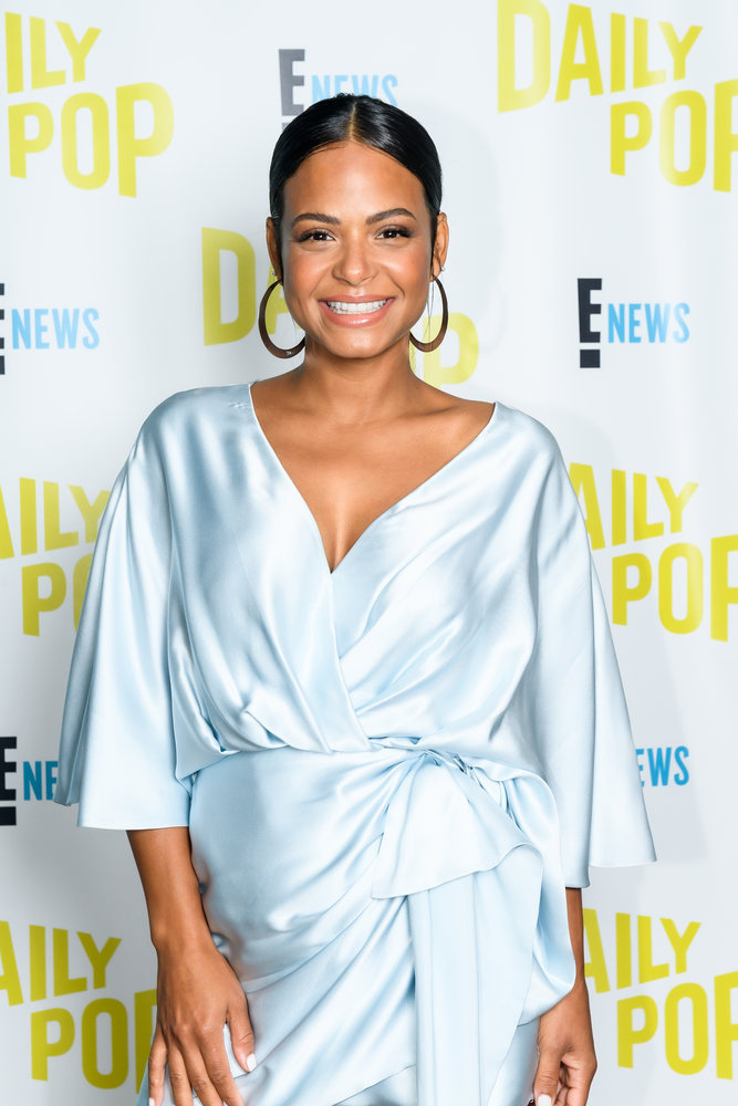 In Case You Missed It: Christina Milian On Daily Pop Plus My Interview With Her!