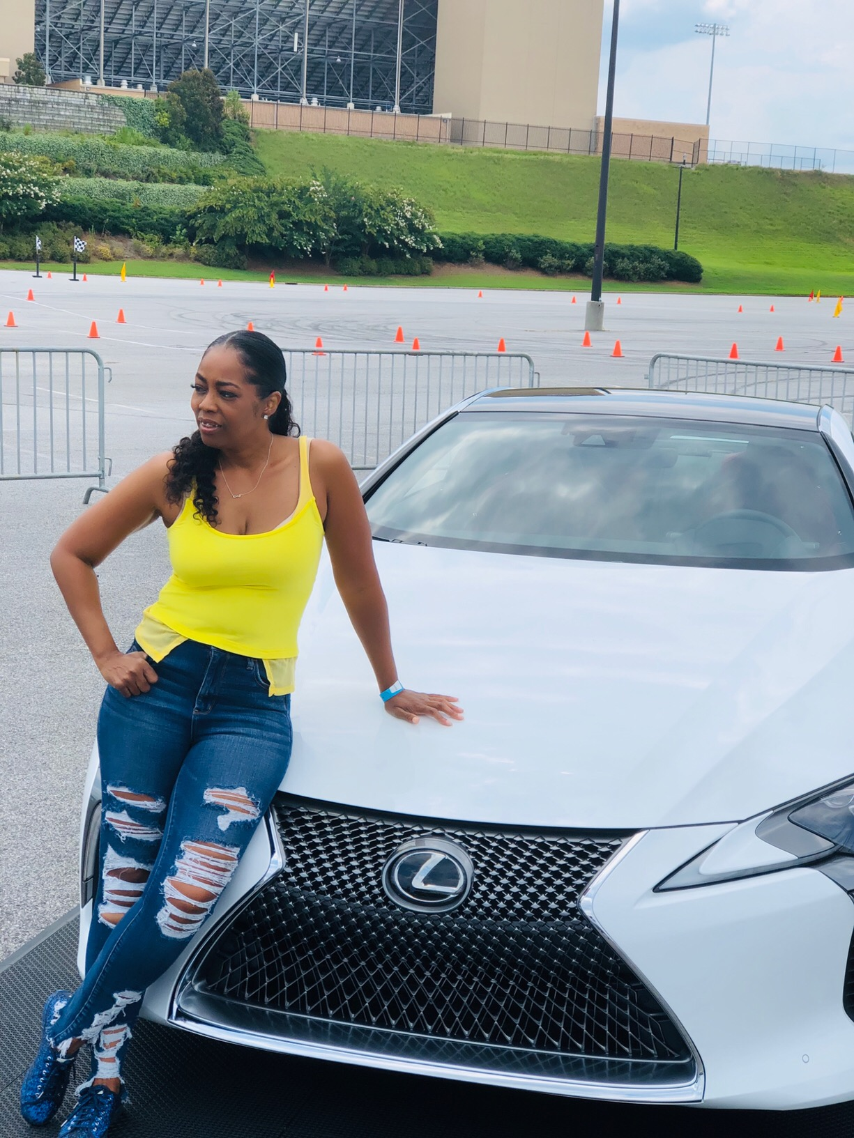 Lexus EXPERIENCE Drive Event
