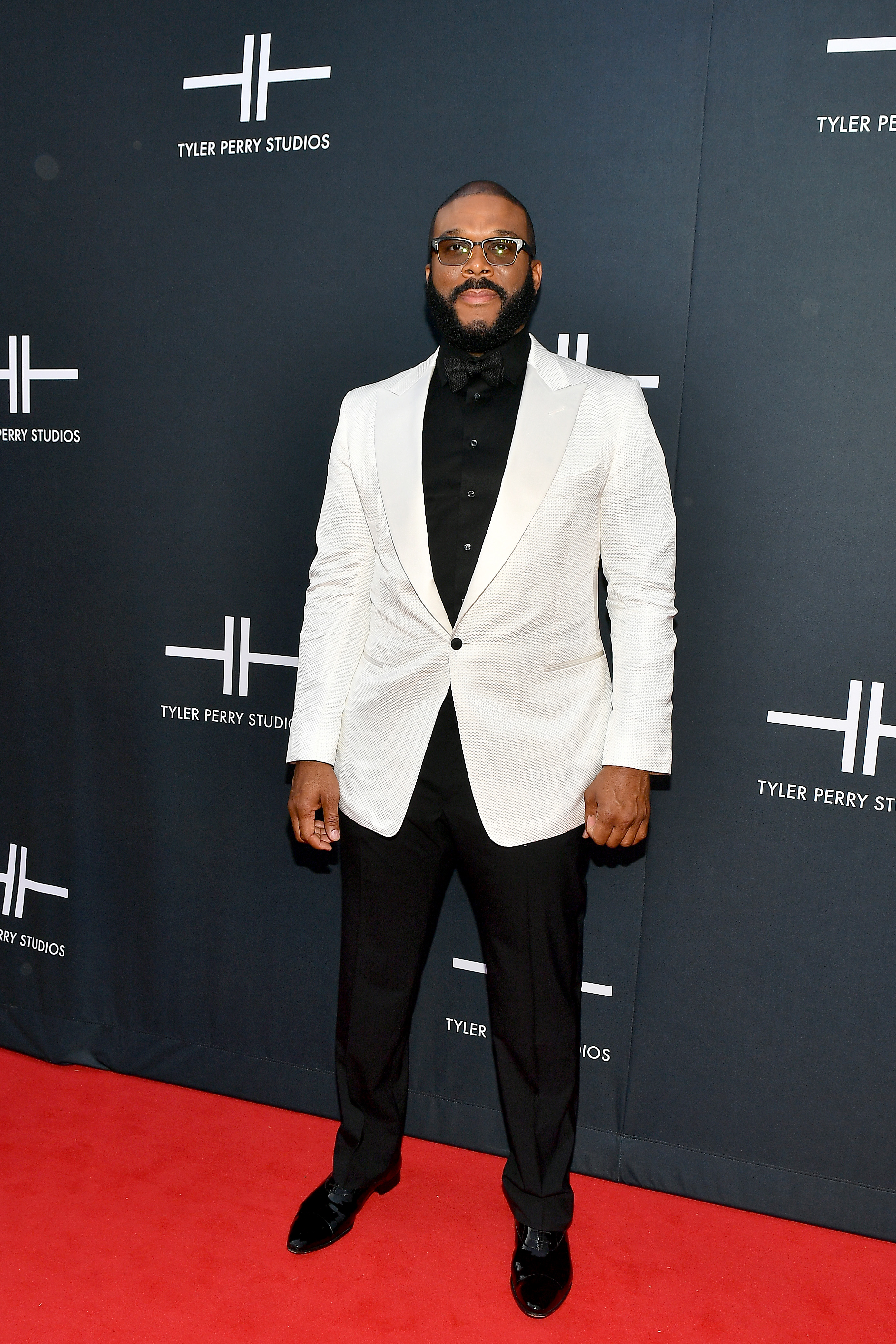 Red Carpet Arrivals: Tyler Perry Studios Grand Opening Gala