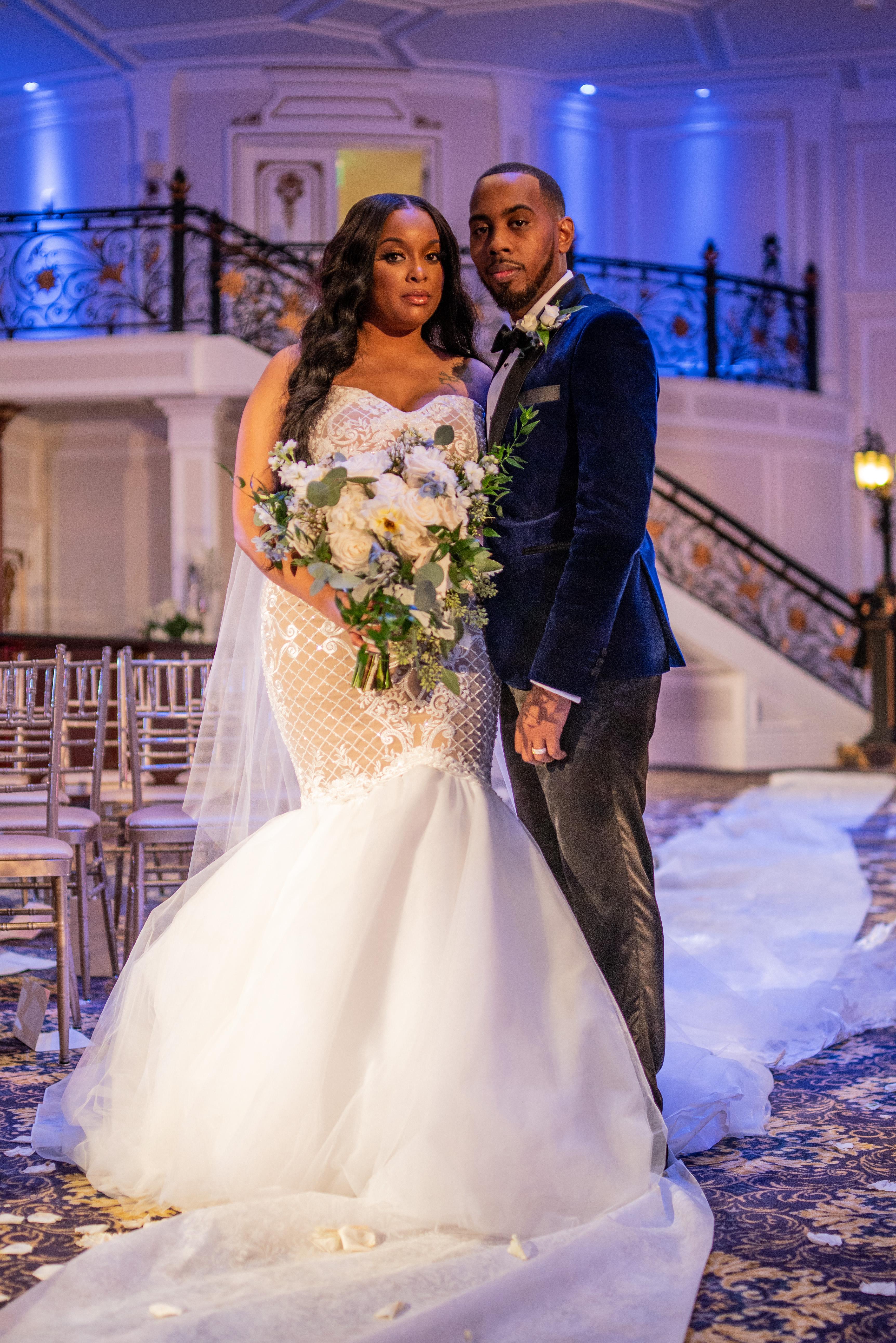 Rev Run's Son JoJo Simmons Ties the Knot With Tanice Amira