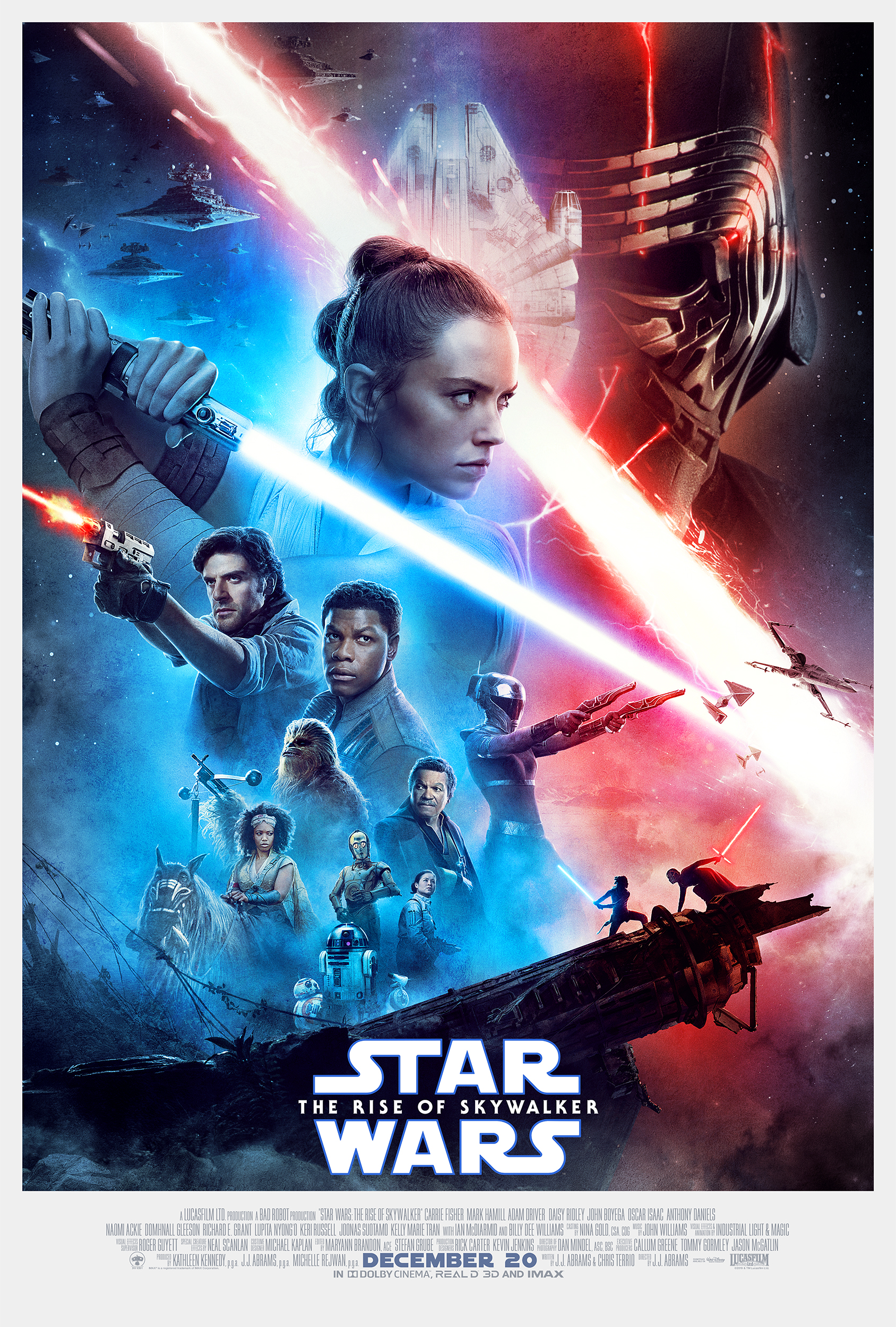 Star Wars: The Rise Of Skywalker Final Trailer, Poster & Tickets Now On Sale