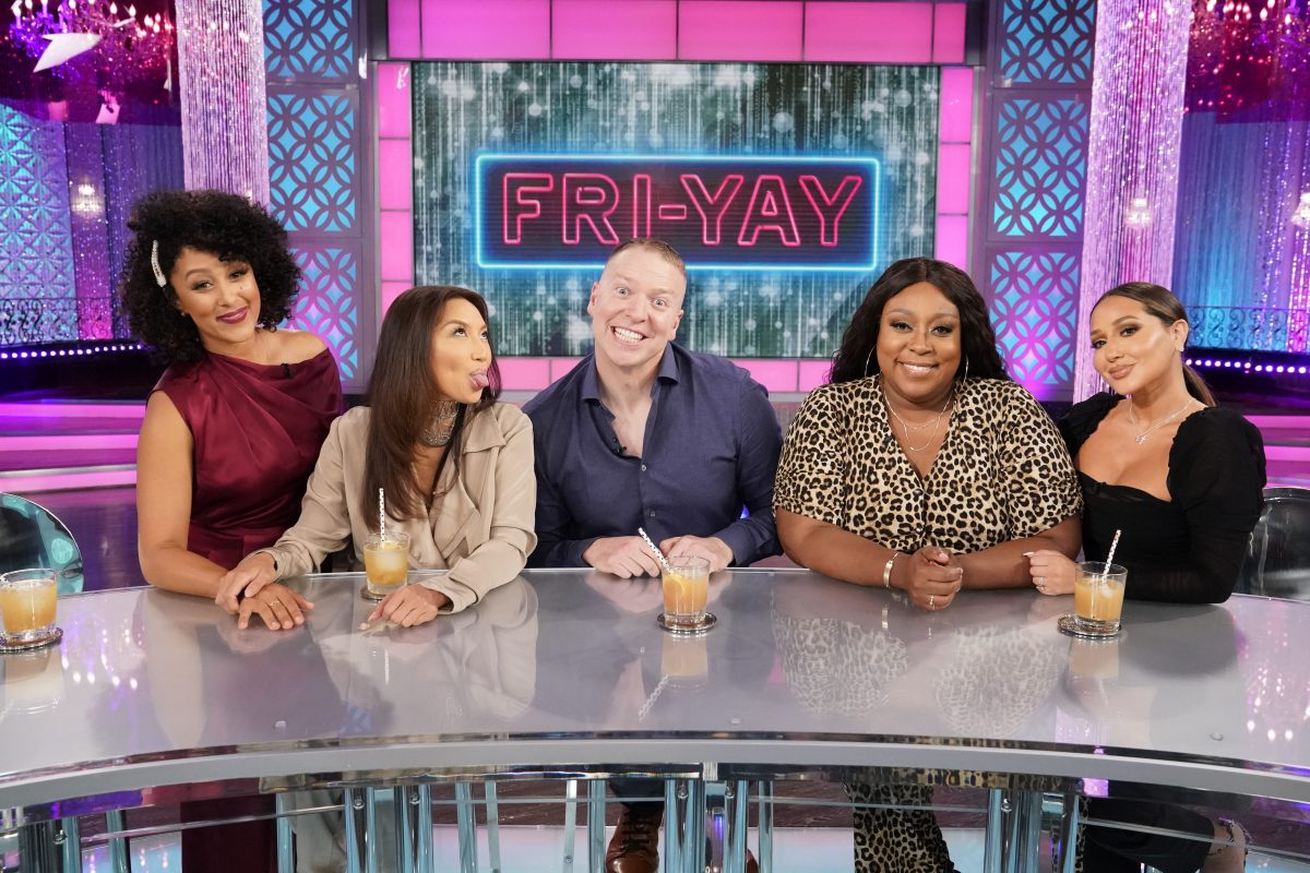 In Case You Missed It: THE REAL Welcomes Pam Grier And Guest Bro-Host Gary Owen! - Talking With Tami