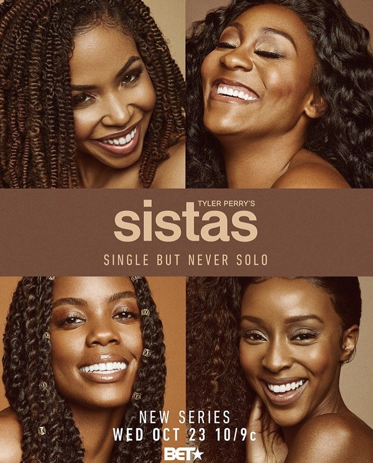First Look: Tyler Perry's New BET Series Sistas