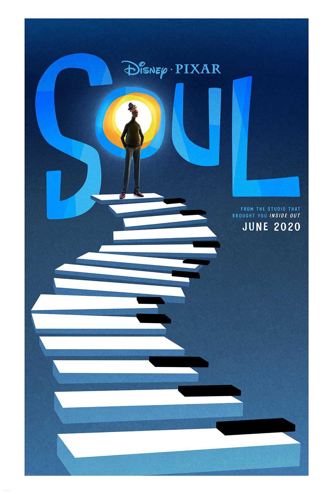 New Movie: Disney Pixar Soul