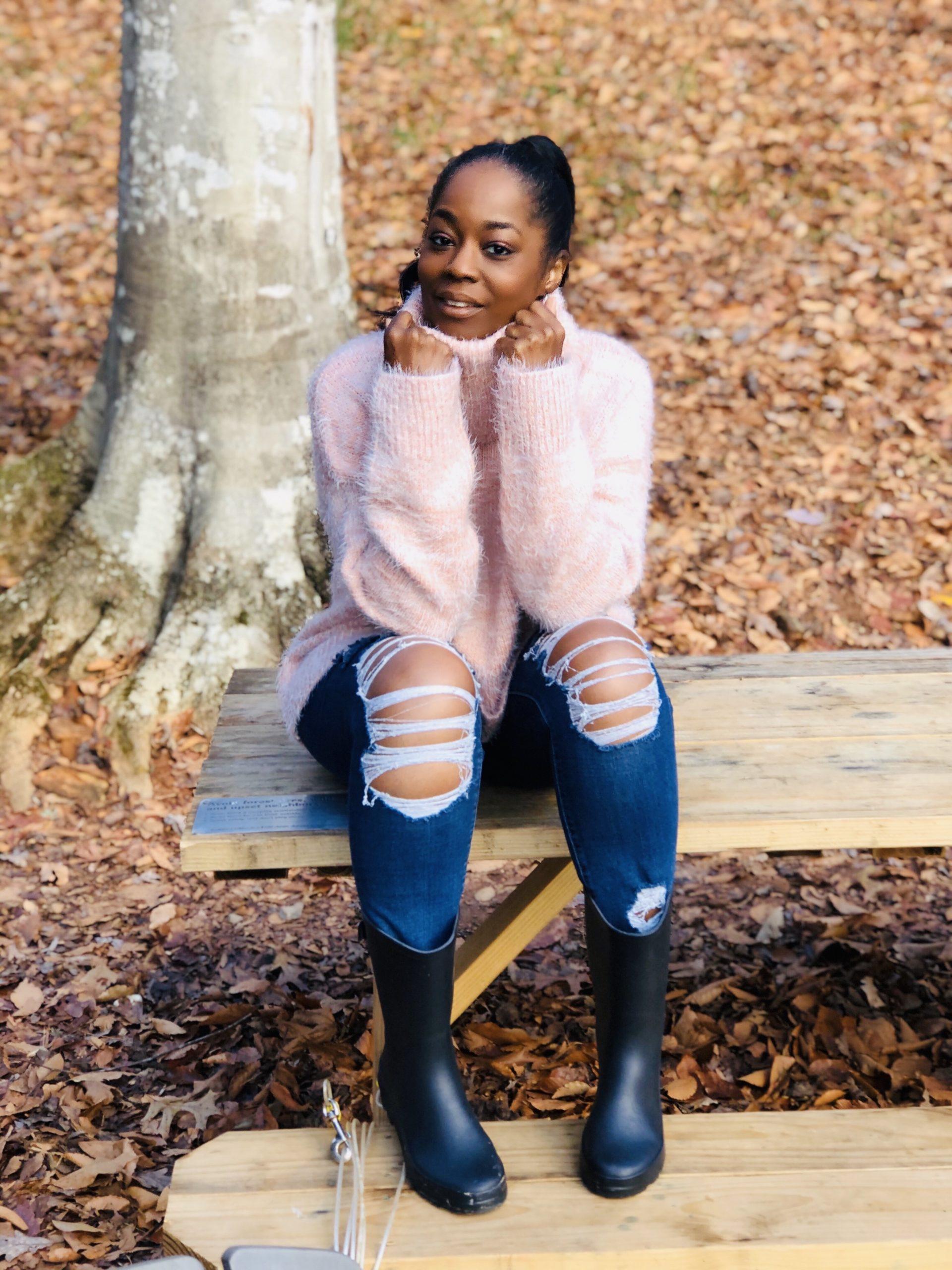 My Style: Fatima Turtleneck Sweater