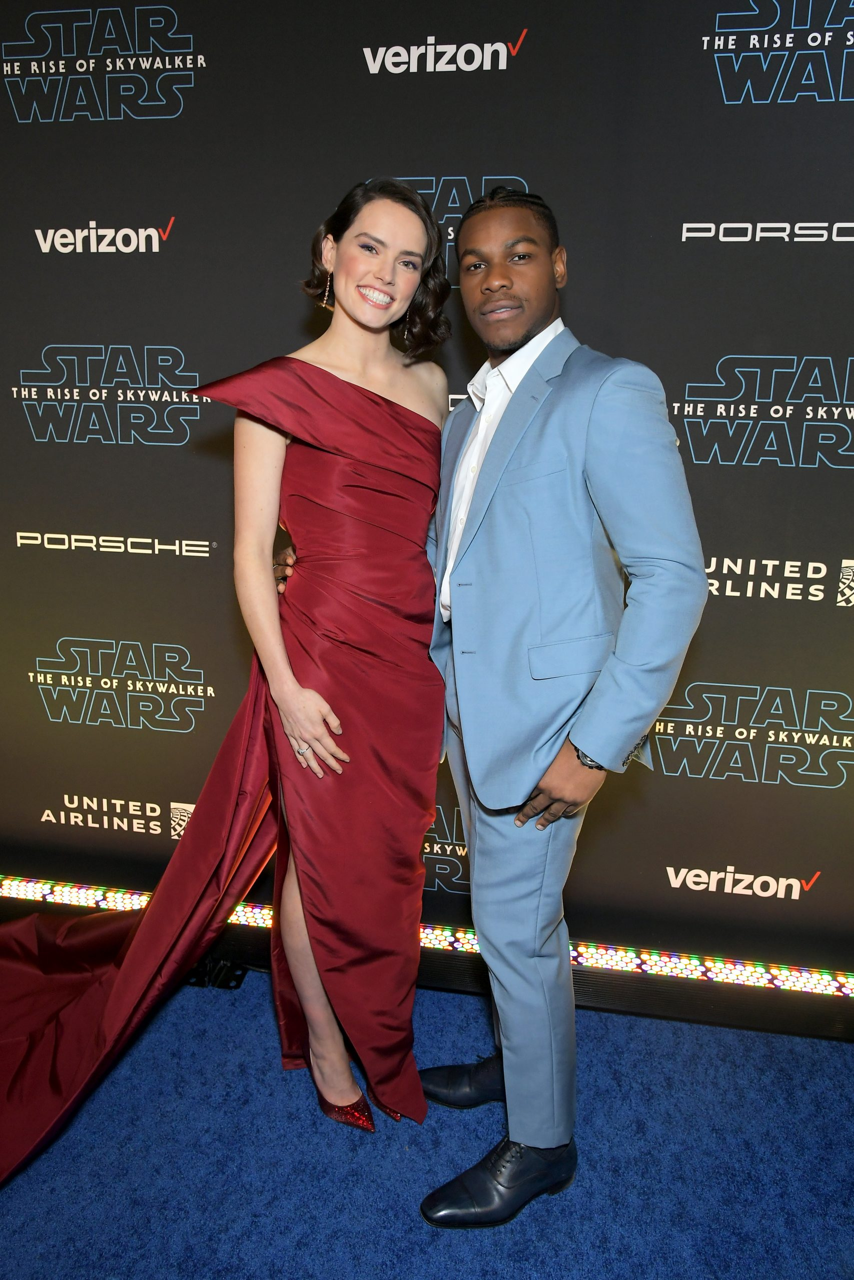 STAR WARS: THE RISE OF SKYWALKER WORLD PREMIERE