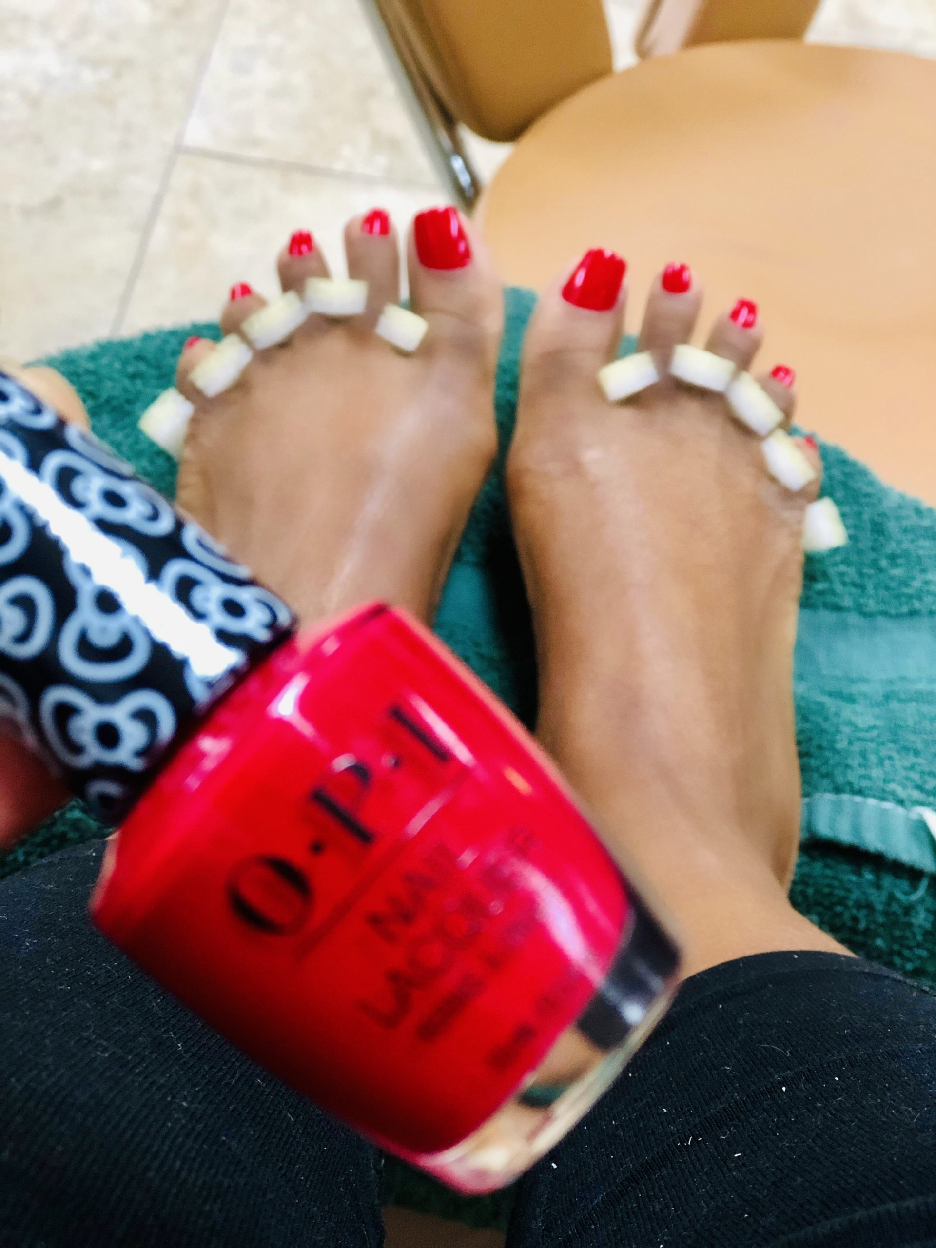 Get The Look: OPI x Hello Kitty Collection