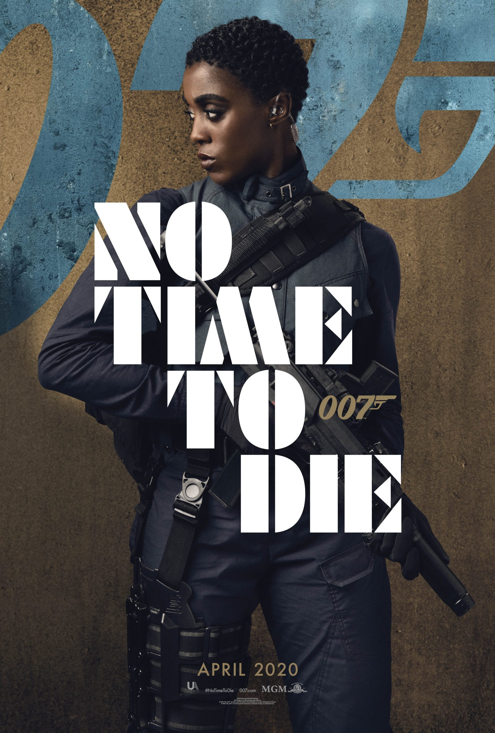 New Movie: No Time To Die