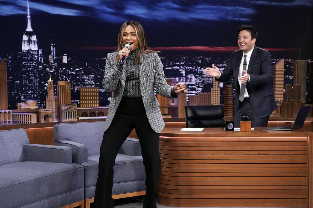In Case You Missed It: Tiffany Haddish On The Tonight Show Starring Jimmy Fallon