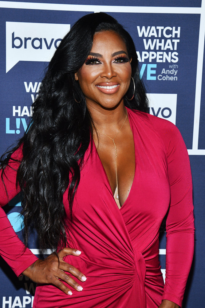 In Case You Missed It: Kenya Moore & Quad Webb-Lunceford On Watch What Happens Live