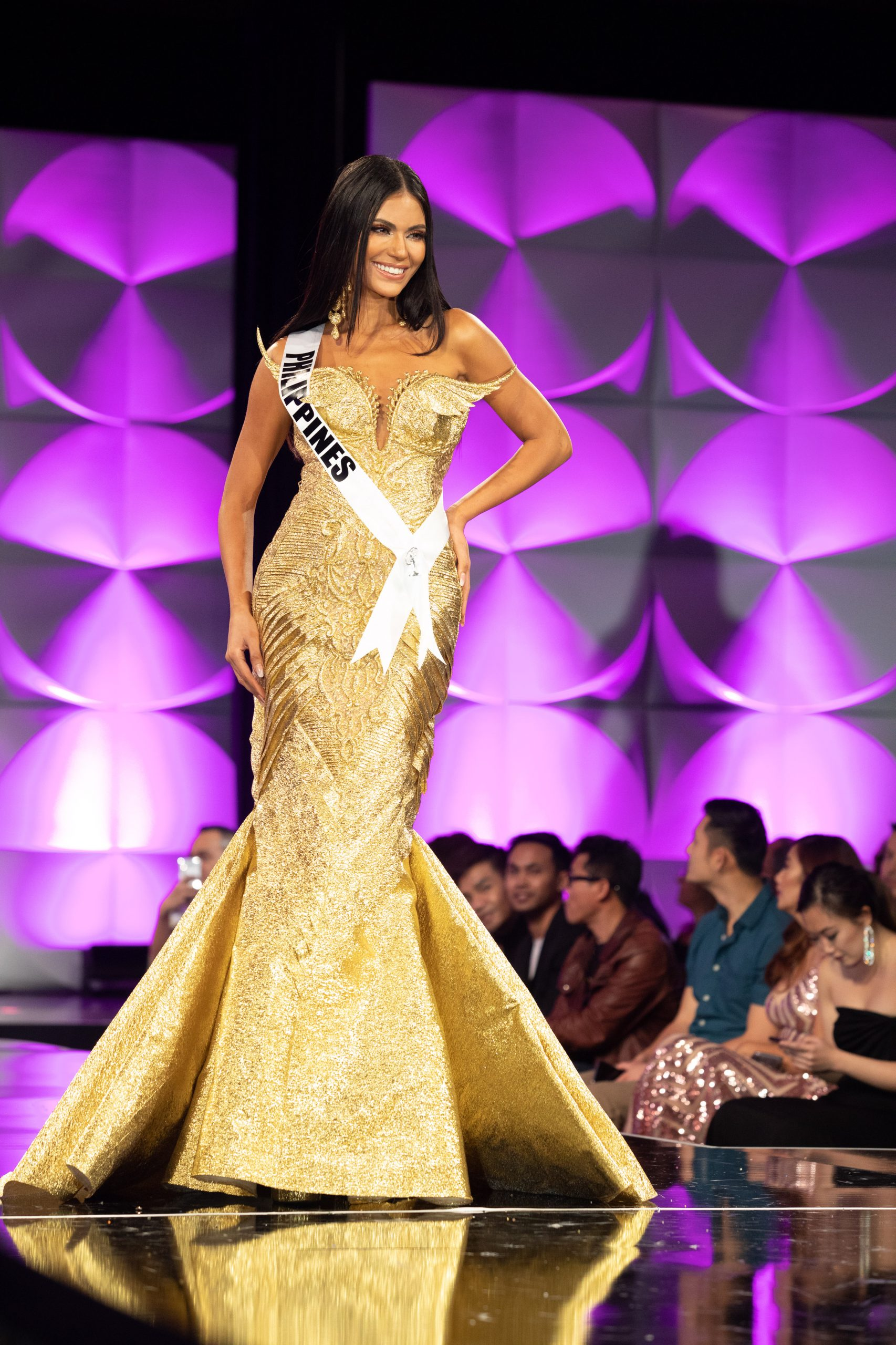 Miss Universe Preliminary Competition – Evening Gown