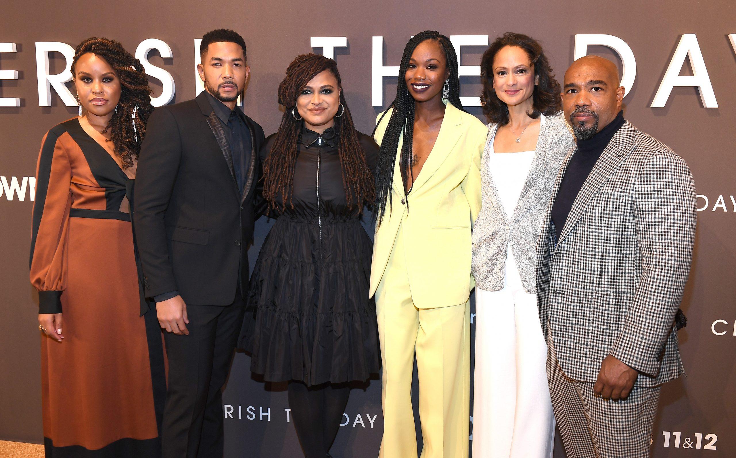 'Cherish The Day' Atlanta Launch Party w/Ava DuVernay And Cast