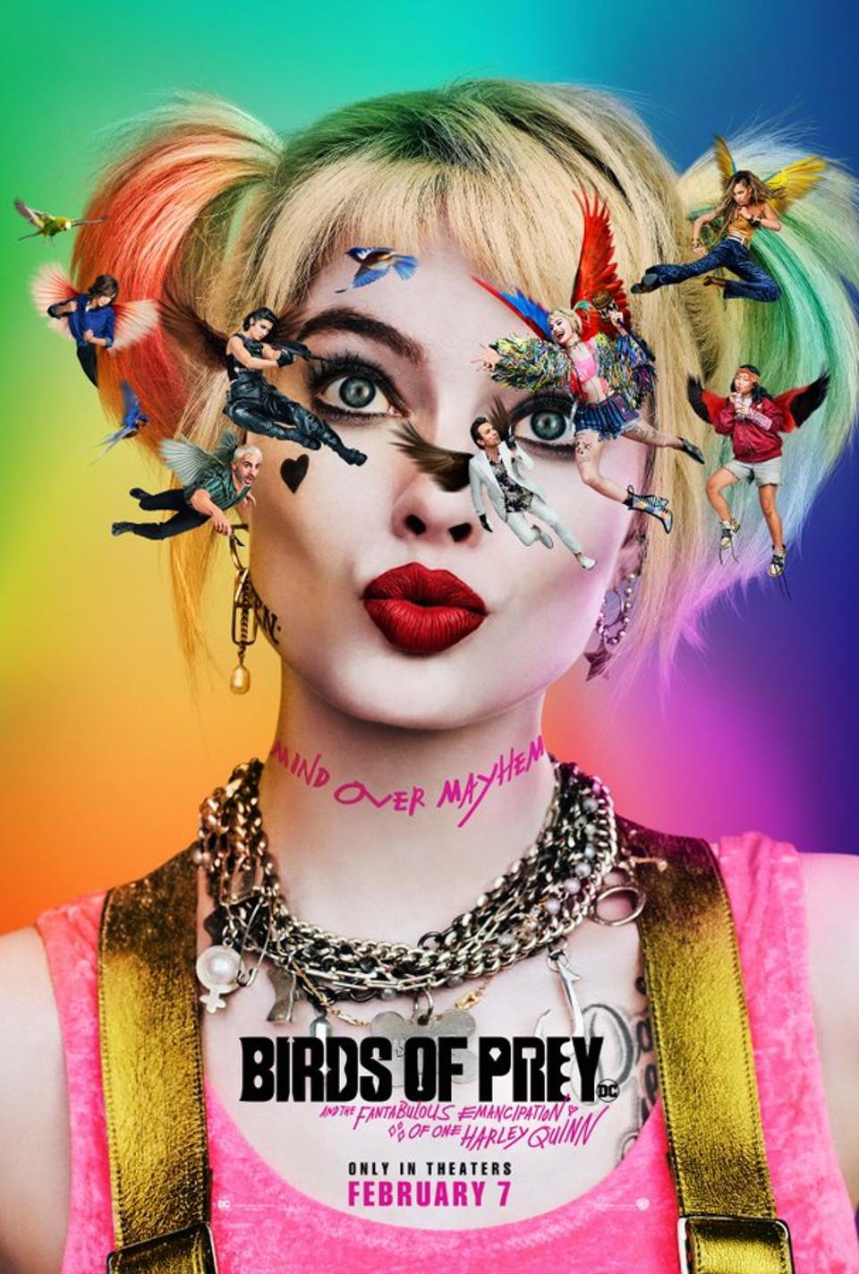 New Movie: Birds Of Prey