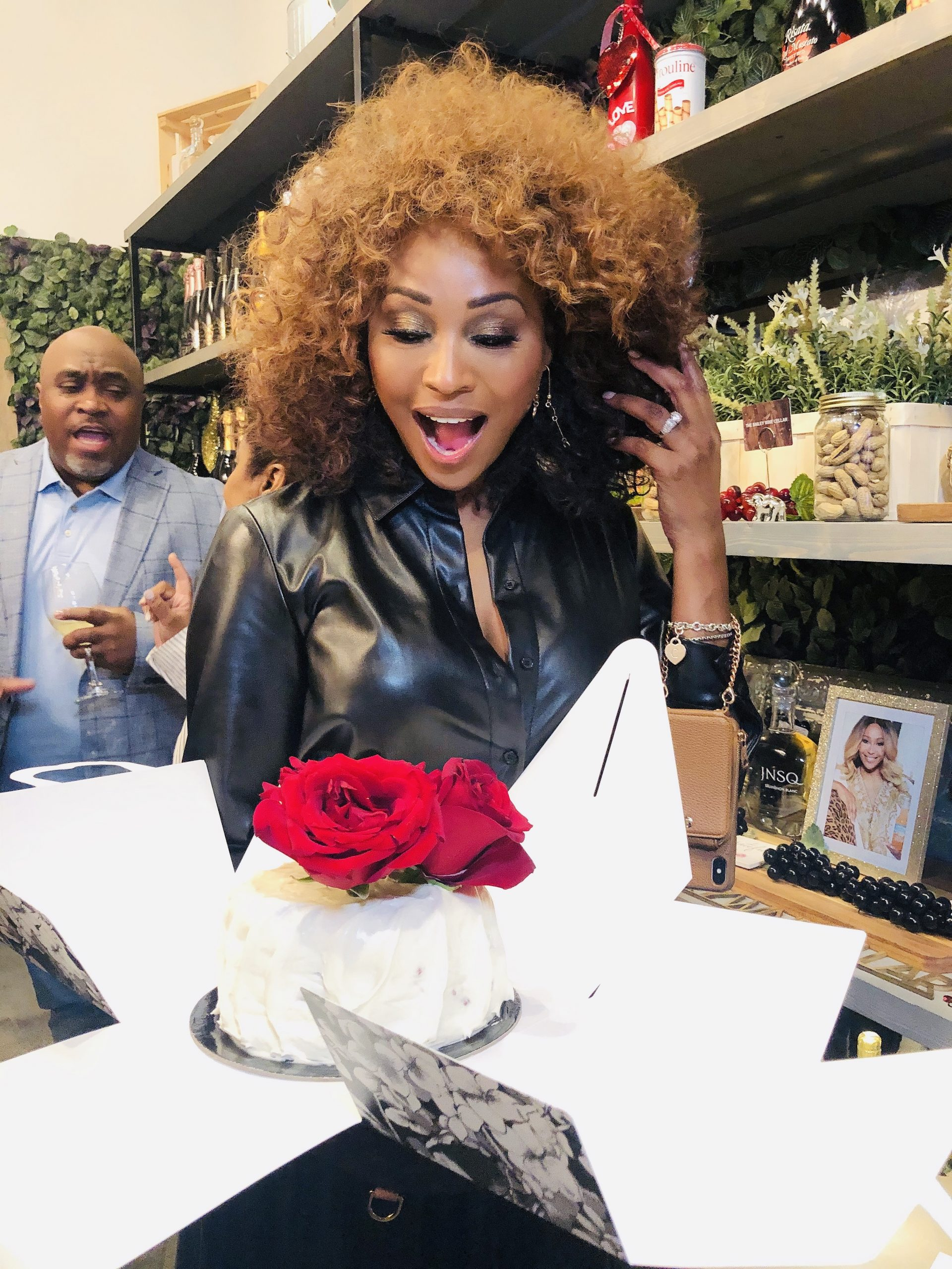 Atlanta Housewife Cynthia Bailey Celebrates Her 53rd Birthday