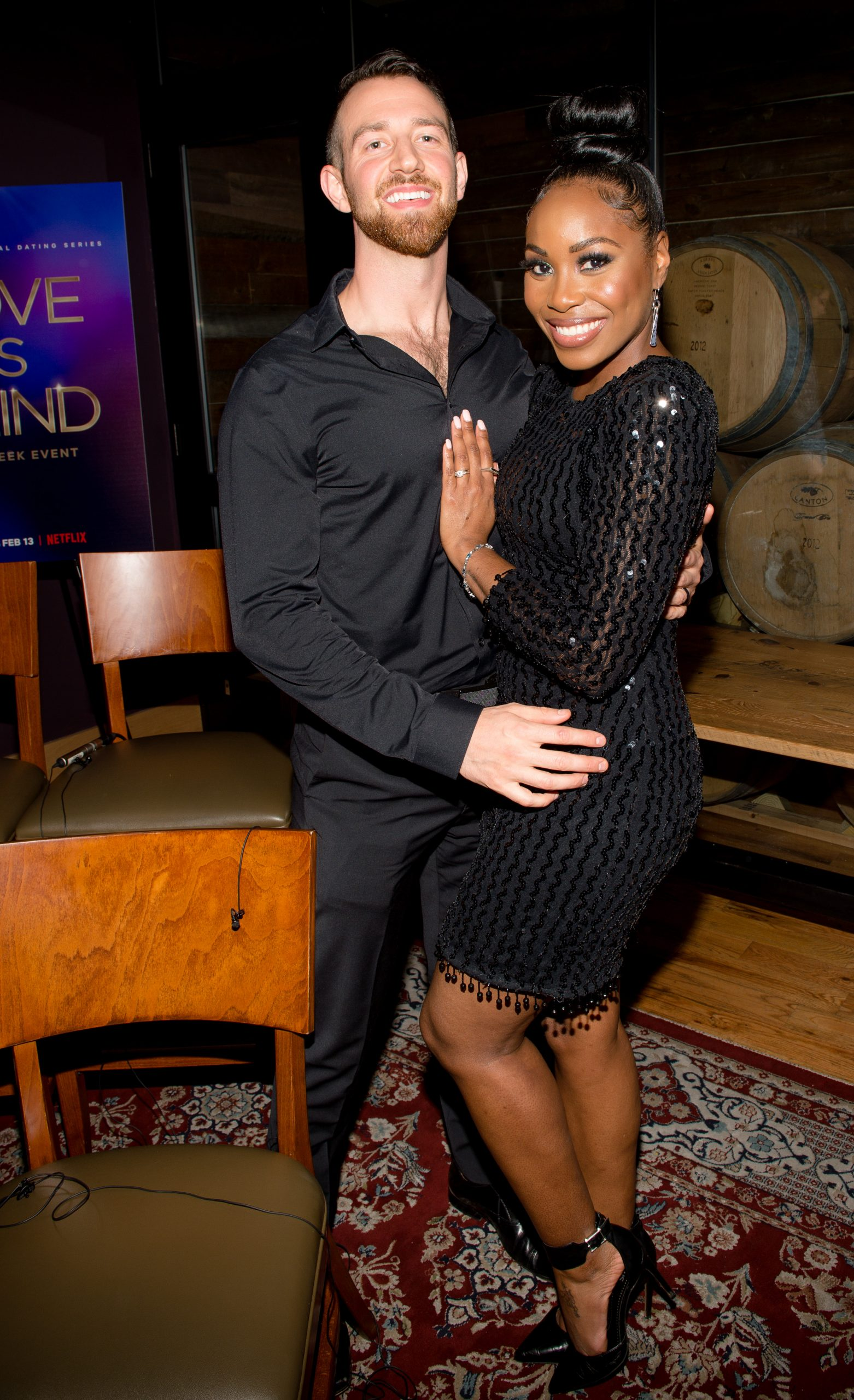 Pics: Netflix 'Love Is Blind' Atlanta Viewing Party