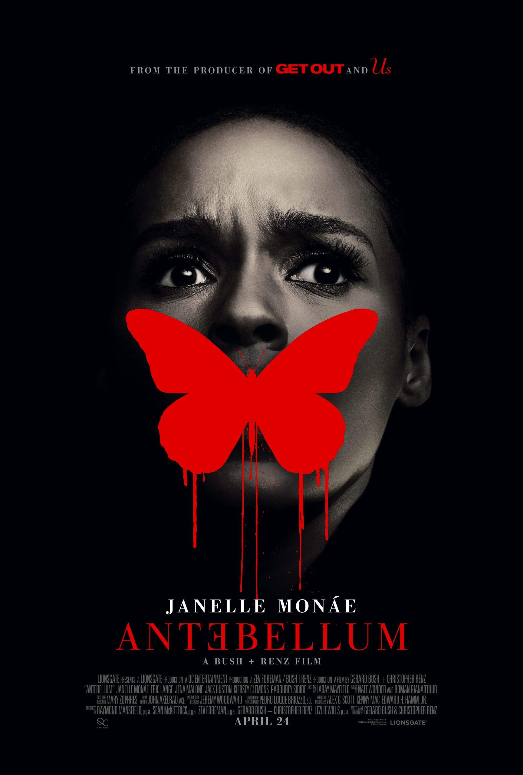 New Movie: Antebellum Starring Janelle Monae