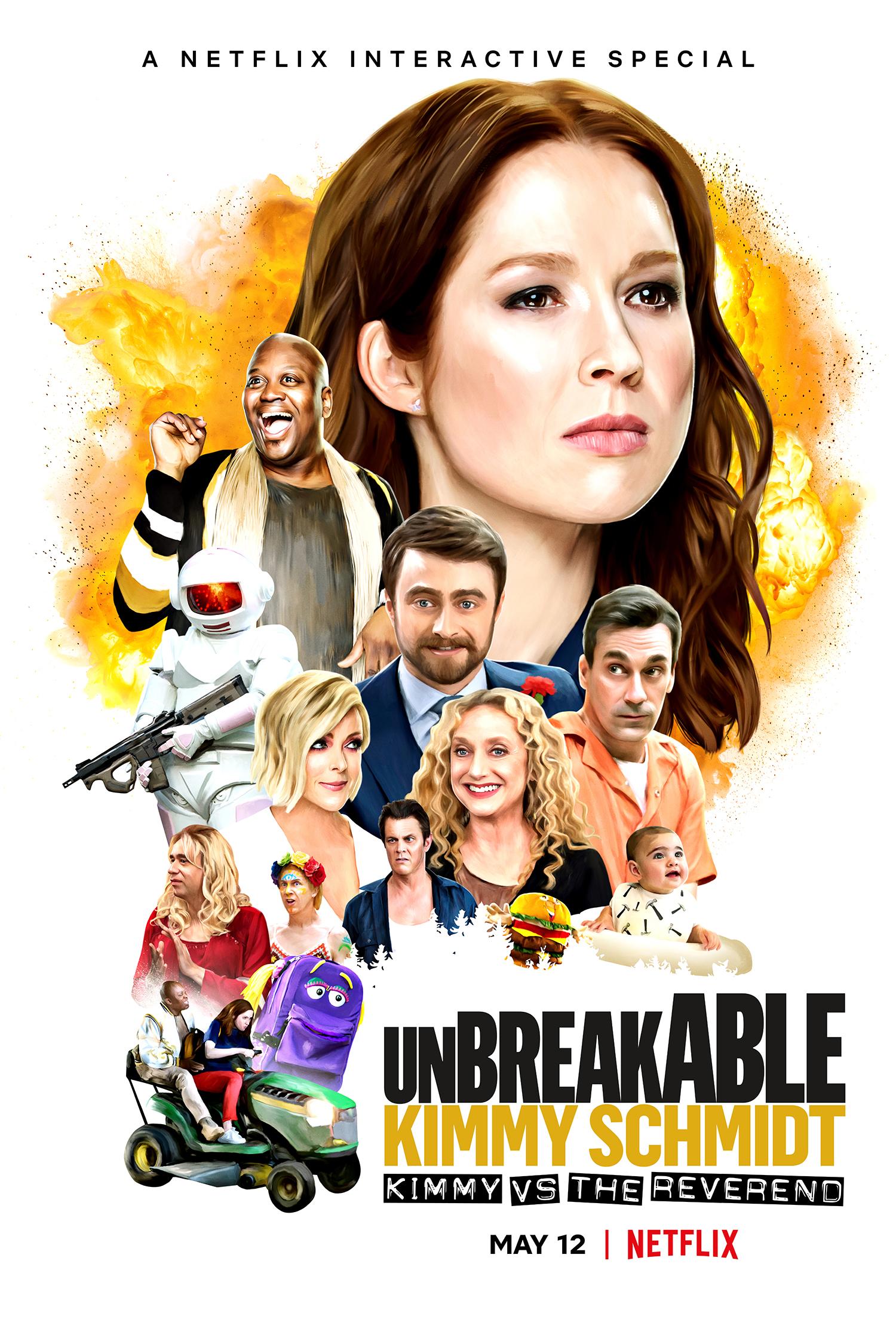 New Show: Netflix's Unbreakable Kimmy Schmidt Starring Ellie Kemper
