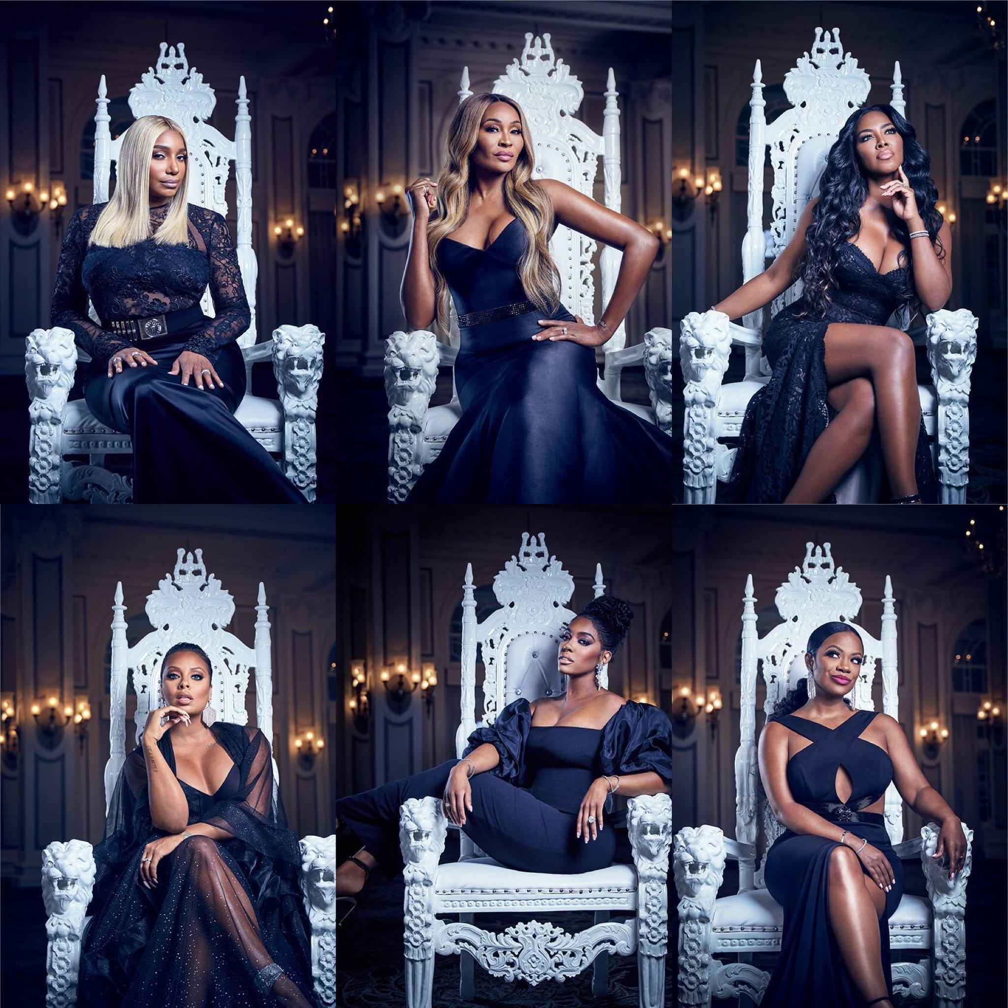 First Look: The Real Housewives Of Atlanta Reunion Show Season 12