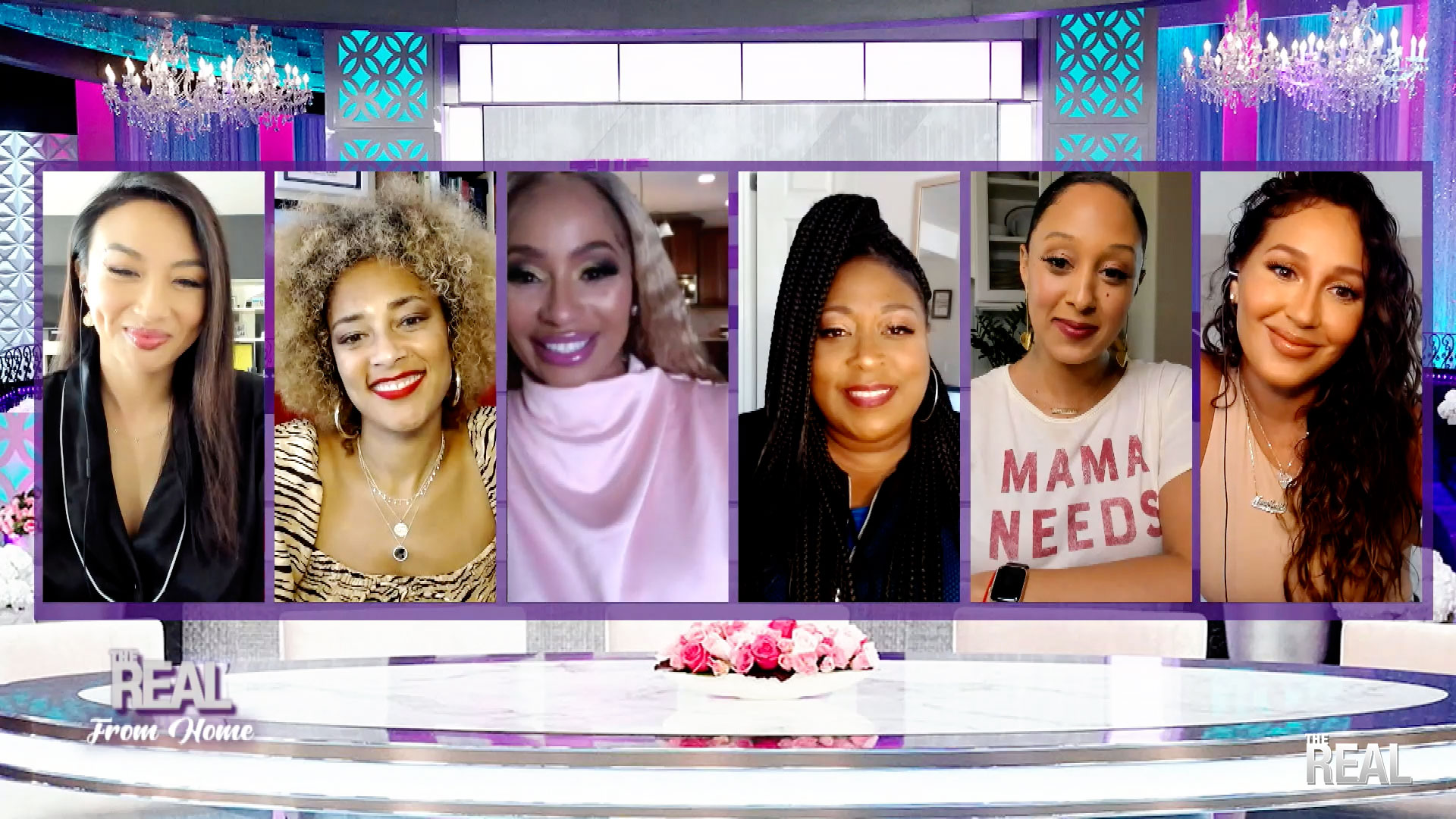 The Real From Home: When Will Everyone Feel Comfortable At Public Events Again? And Karlie Redd Discusses Keeping Her Atlanta Stores Closed