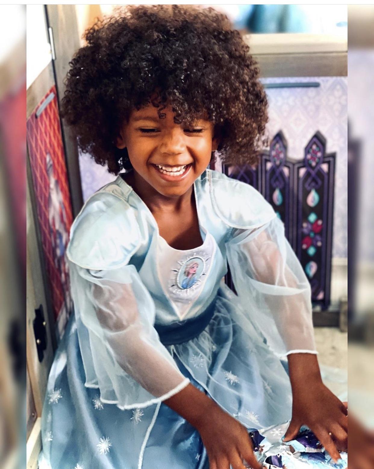 Wardrobe Breakdown: Ciara & Russell's Daughter Princess Sienna Turns Three