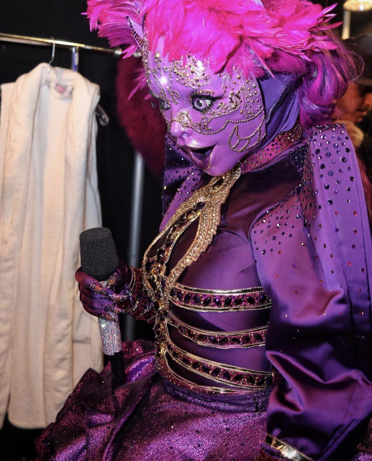Kandi Burruss Wins 'The Masked Singer' Season 3