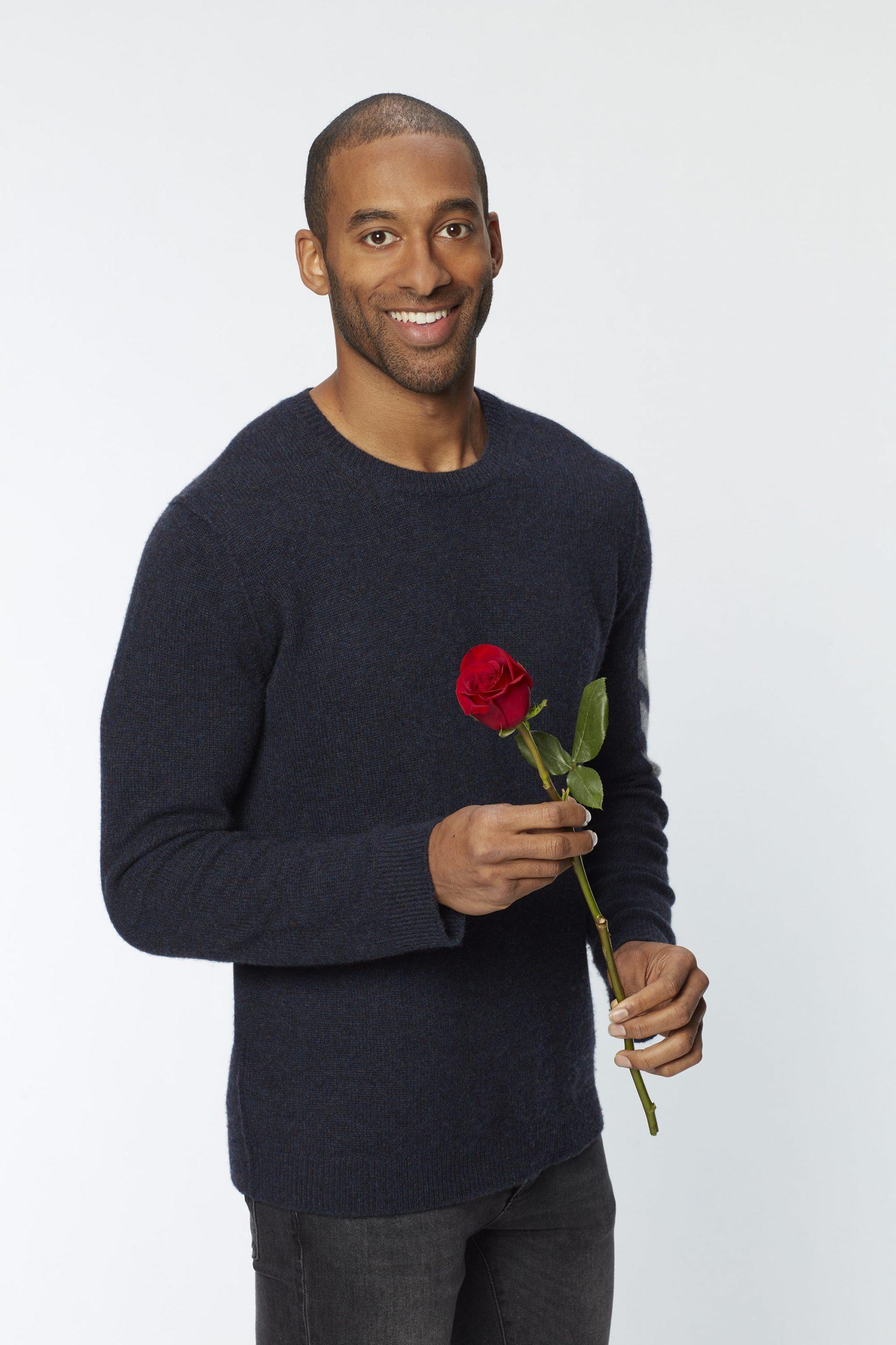 Matt James Is The New Bachelor On ABC