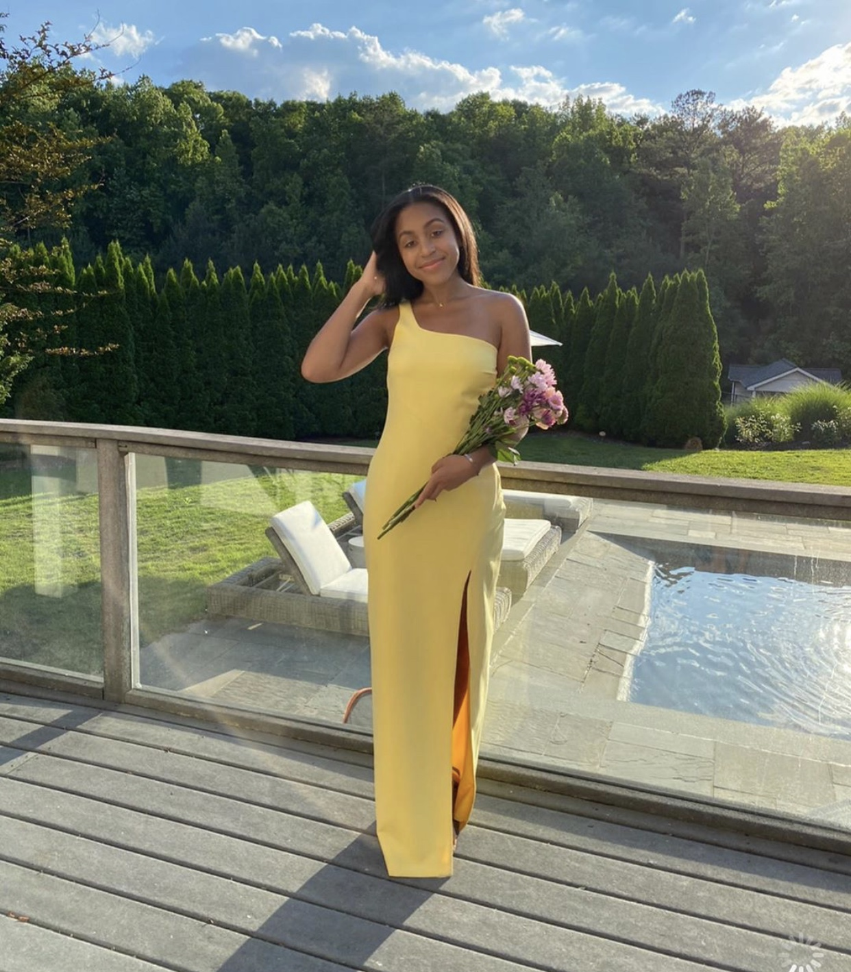 All Grown Up: Ludacris Daughter Karma Bridges Graduates From High School