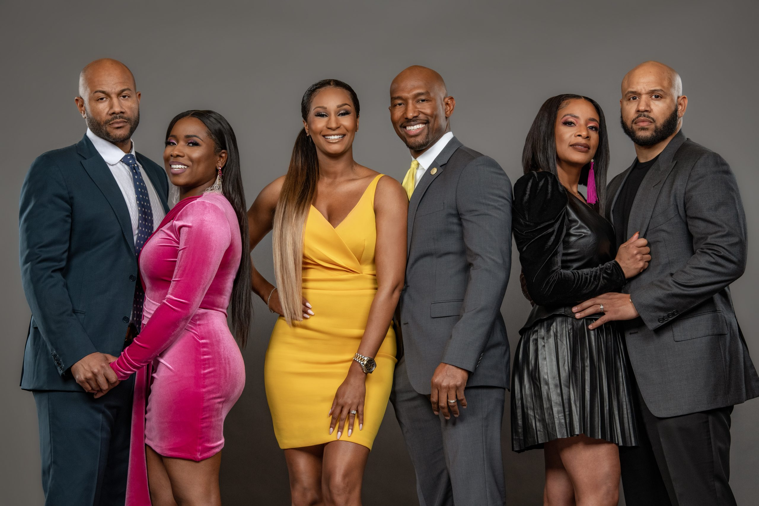 First Look: Season Two Own's Love & Marriage: Huntsville