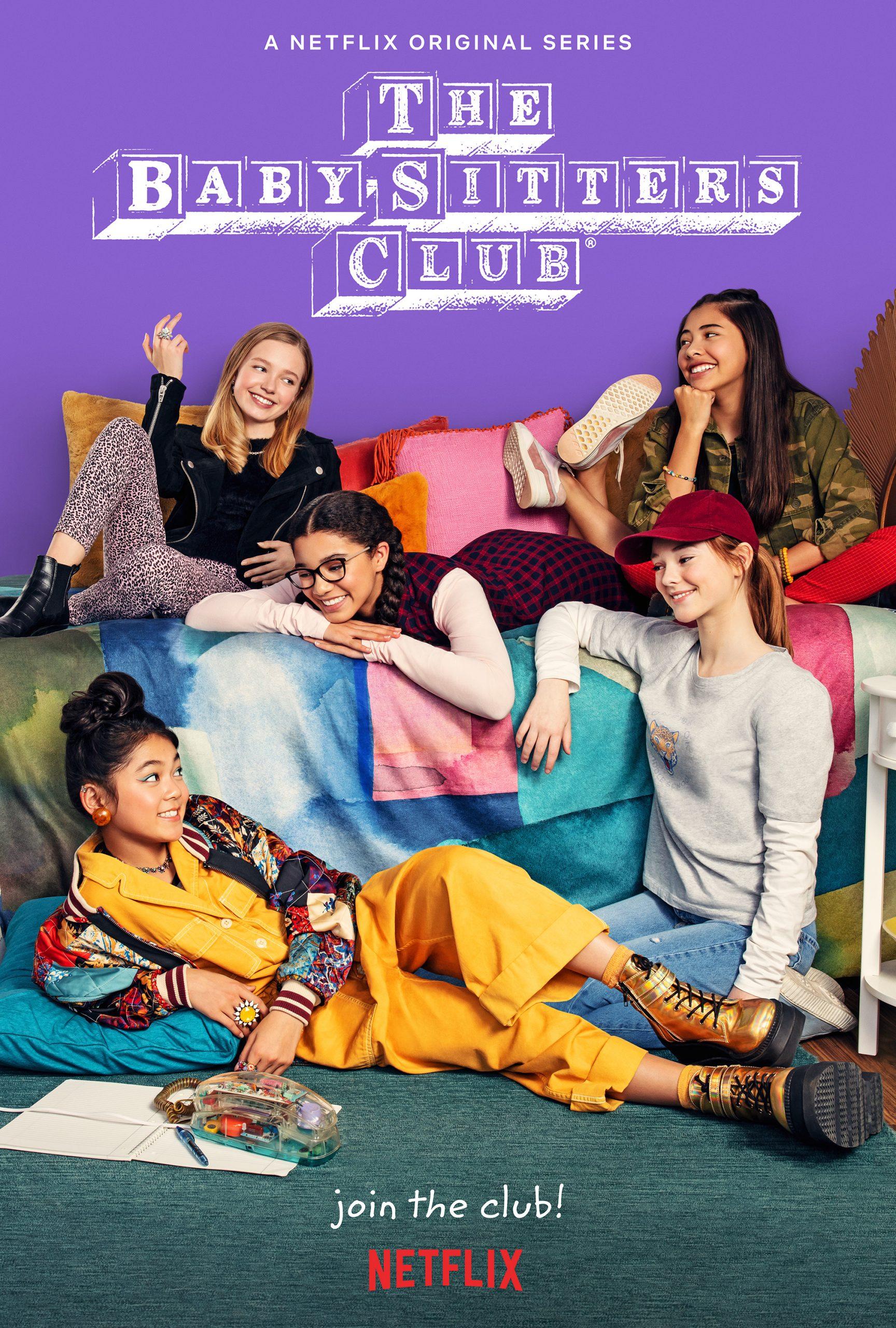 New Movie: Netflix's The Babysitters Club